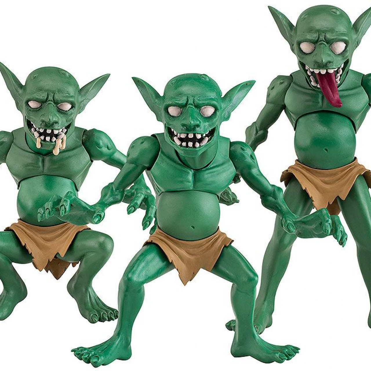 Original Character Action Figures Goblin Village 7 cm