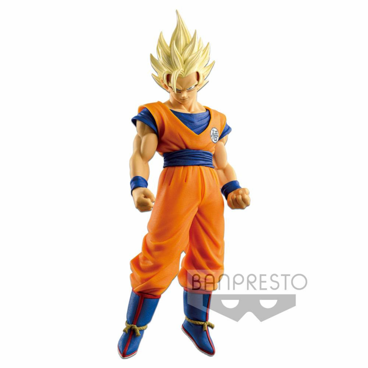 Dragon Ball Super SCultures PVC Statue Big Budoukai Super Saiyan 2 Goku 17 cm