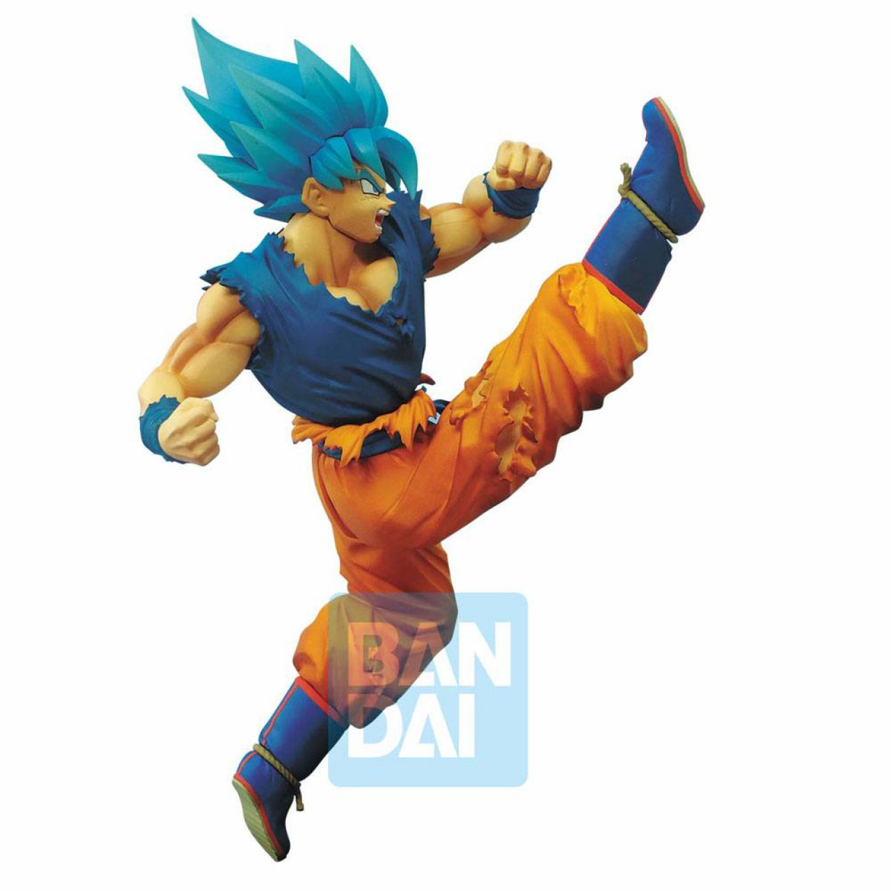 Dragonball Super Z-Battle PVC Statue Super Saiyan God Super Saiyan Son Goku 16 cm