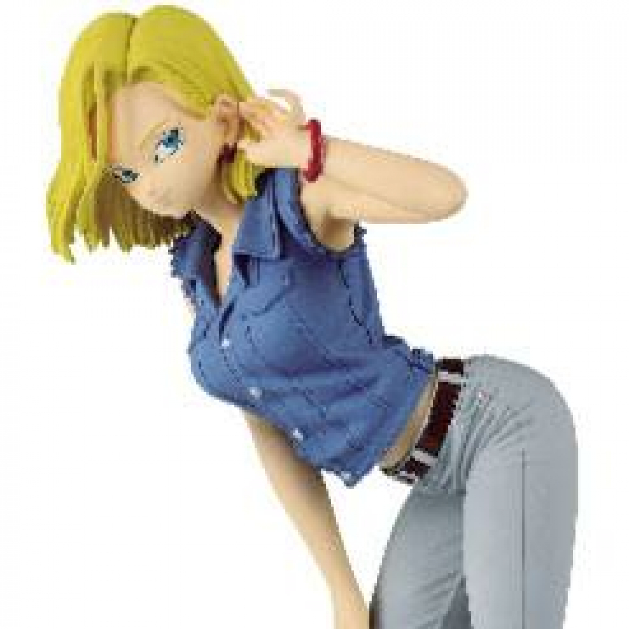 Dragonball Glitter & Glamours PVC Statue Android 18 II Ver. A 23 cm