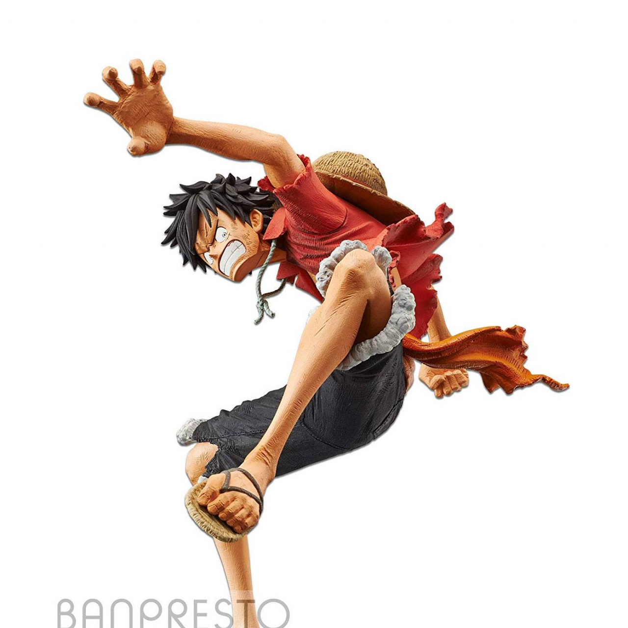 One Piece Stampede King Of Artist PVC Statue Monkey D. Luffy 15 cm