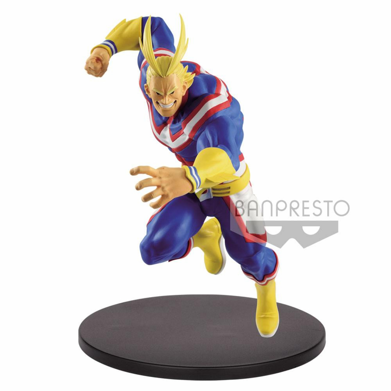 My Hero Academia The Amazing Heroes PVC Statue All Might 21 cm