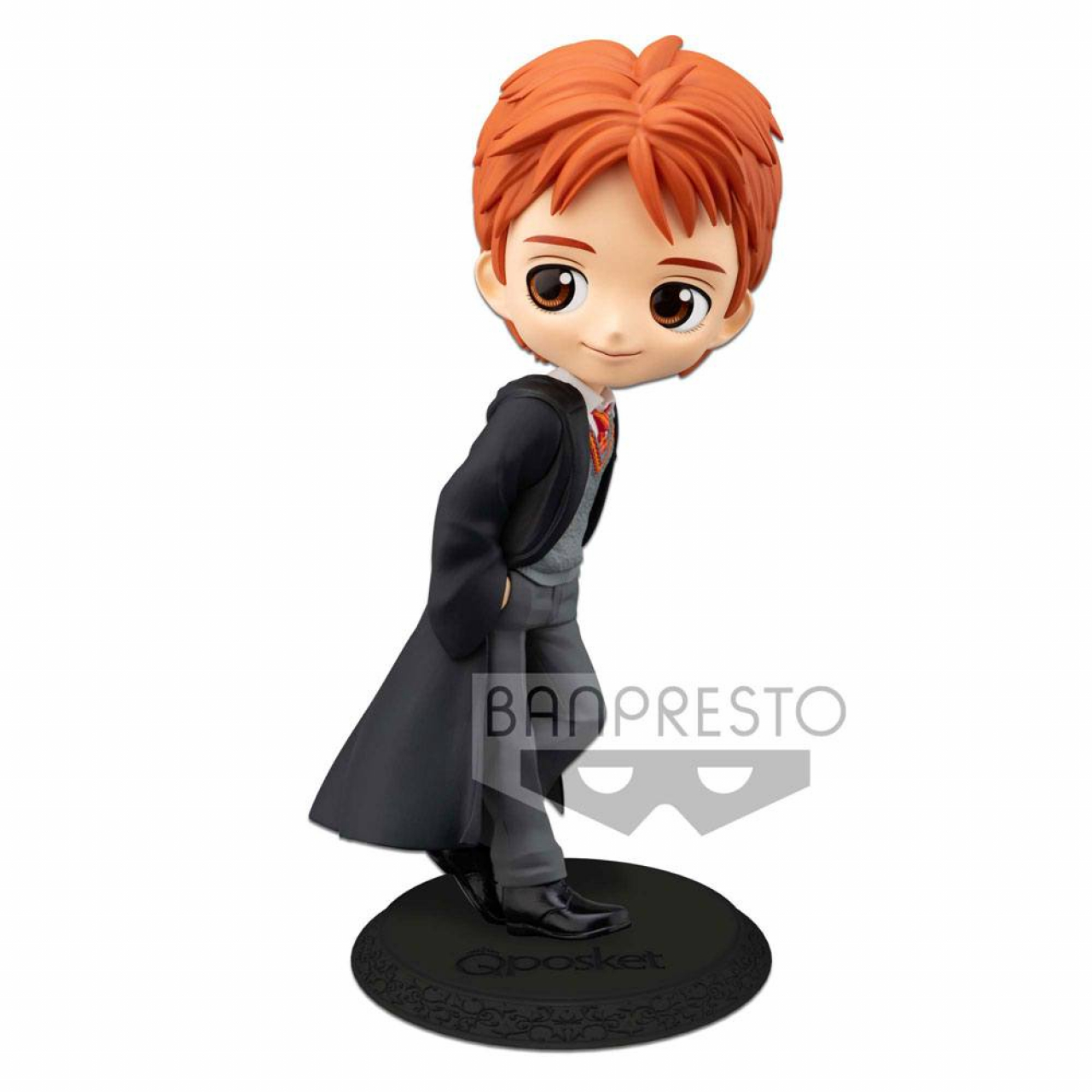 Harry Potter Q Posket Mini Figure George Weasley Version A 14 cm