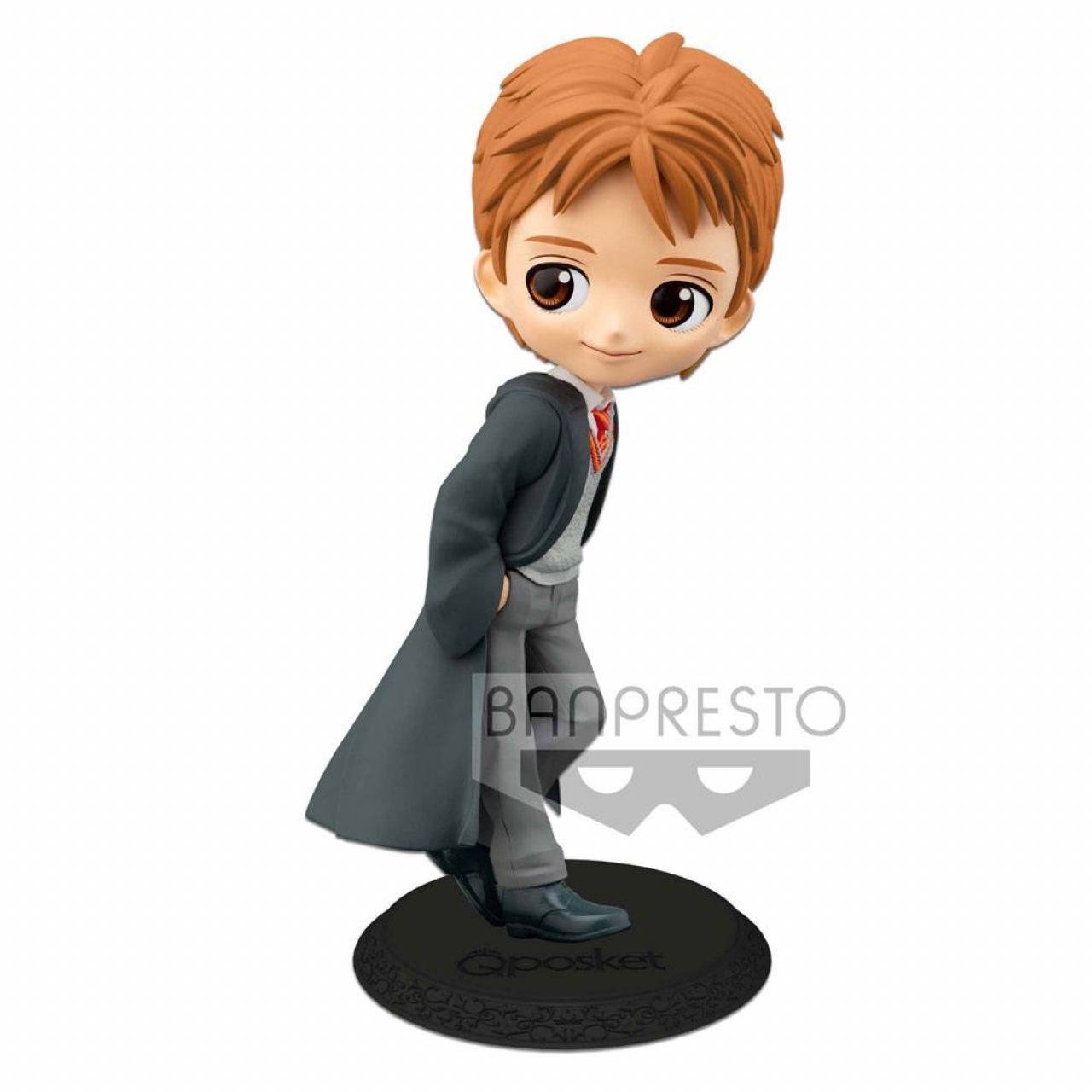 Harry Potter Q Posket Mini Figure George Weasley Version B 14 cm