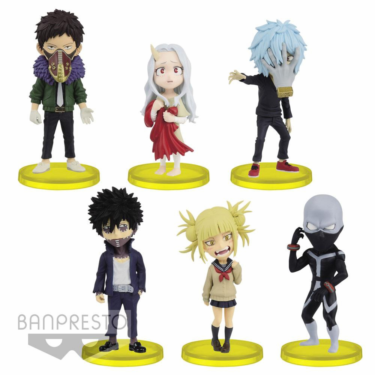 My Hero Academia WCF ChiBi Figures 7 cm Assortment Vol. 6 (12)