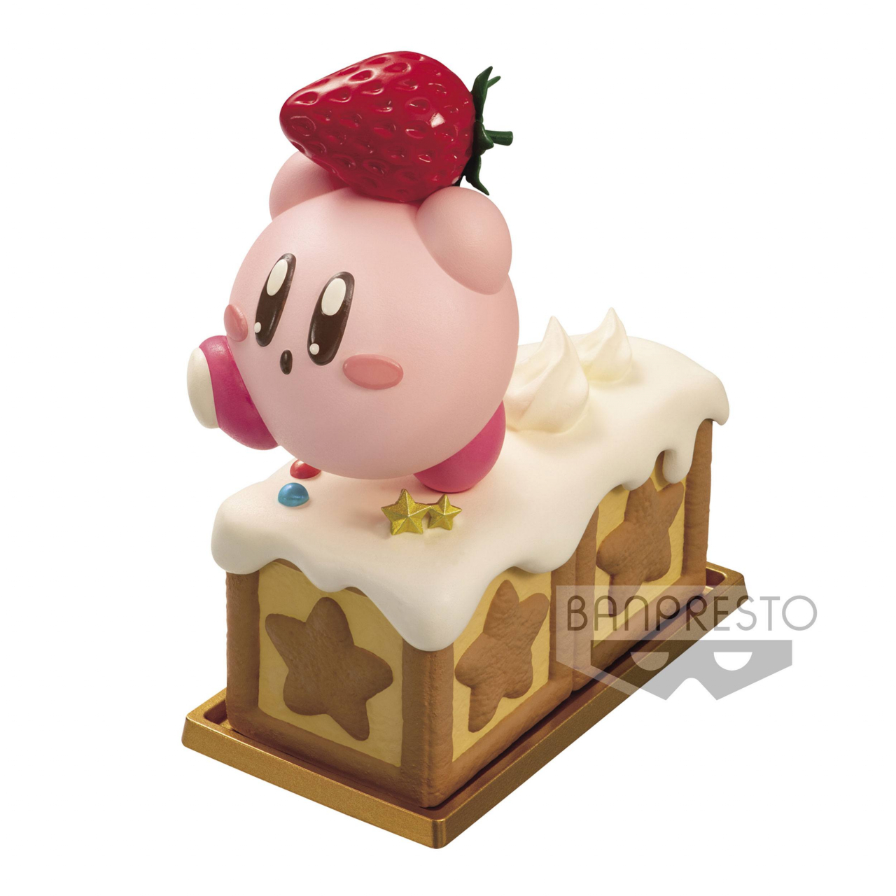 Kirby Paldolce Collection Mini Figure A: Kirby 7 cm