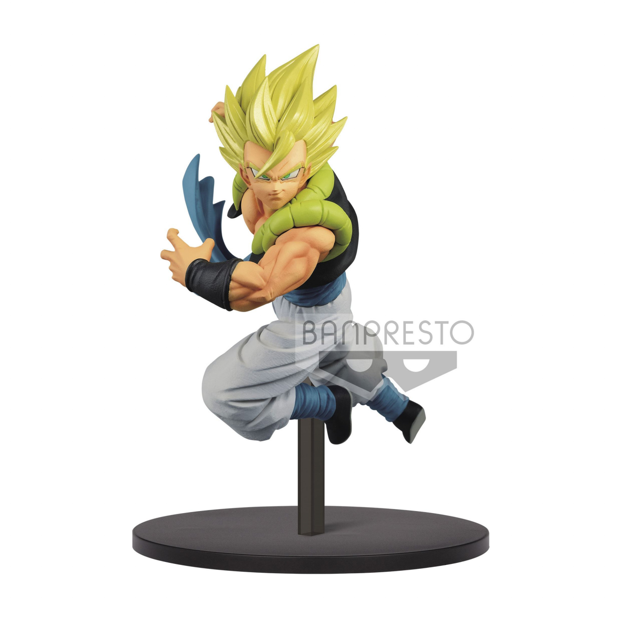 Dragon Ball Super Chosenshiretsuden PVC Statue Super Saiyan Gogeta 17 cm