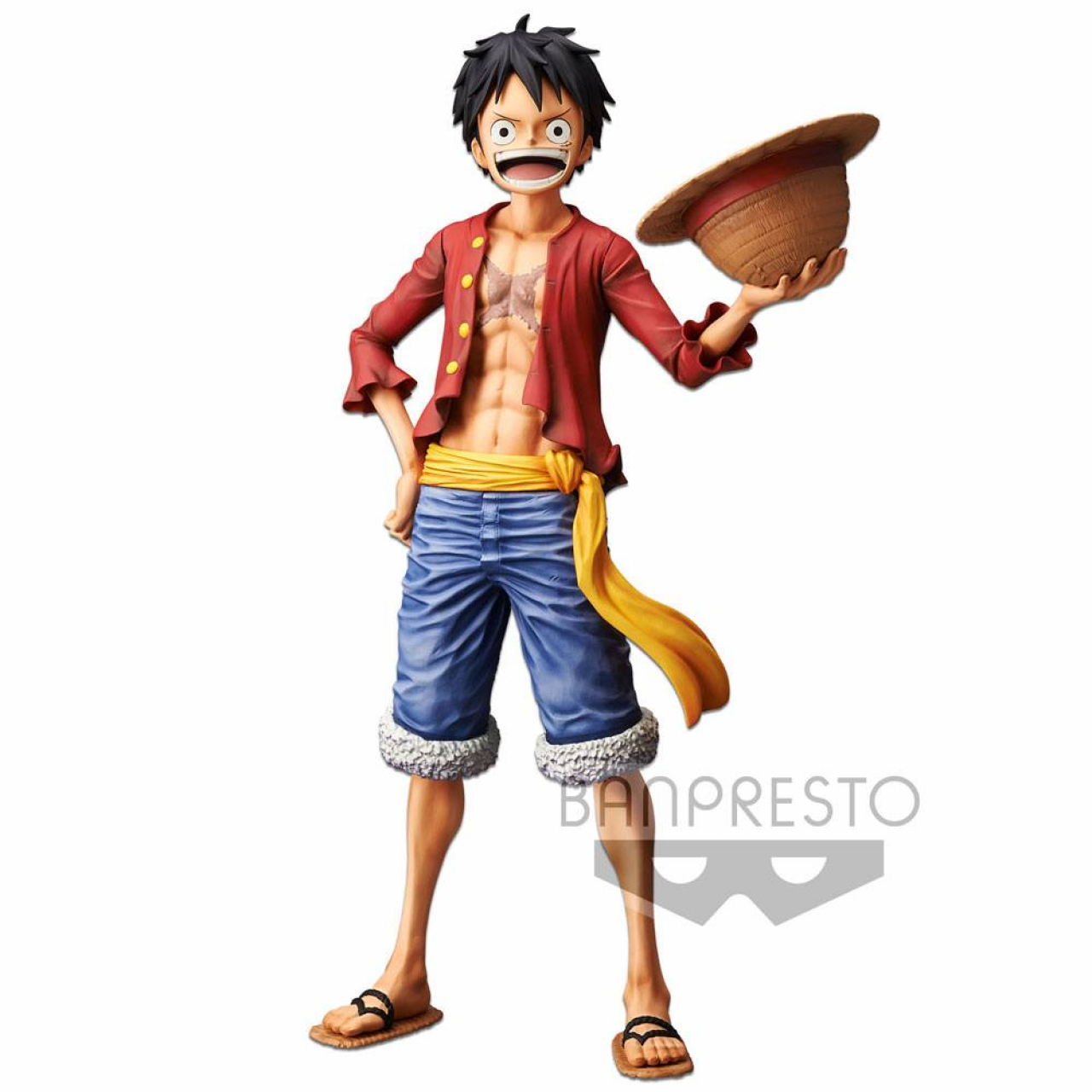 One Piece Grandista Nero Figure Monkey D. Luffy 28 cm