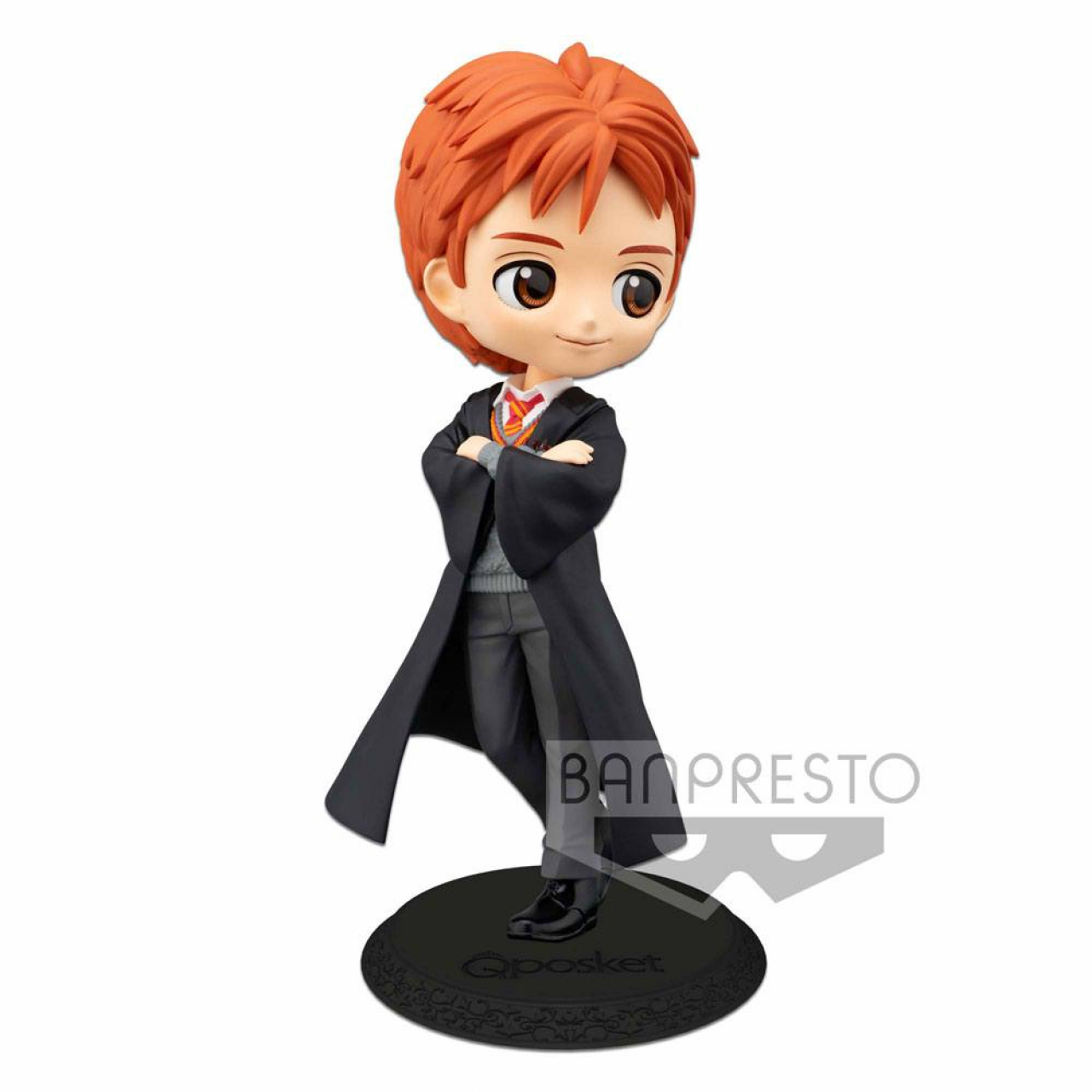 Harry Potter Q Posket Mini Figure Fred Weasley Version A 14 cm