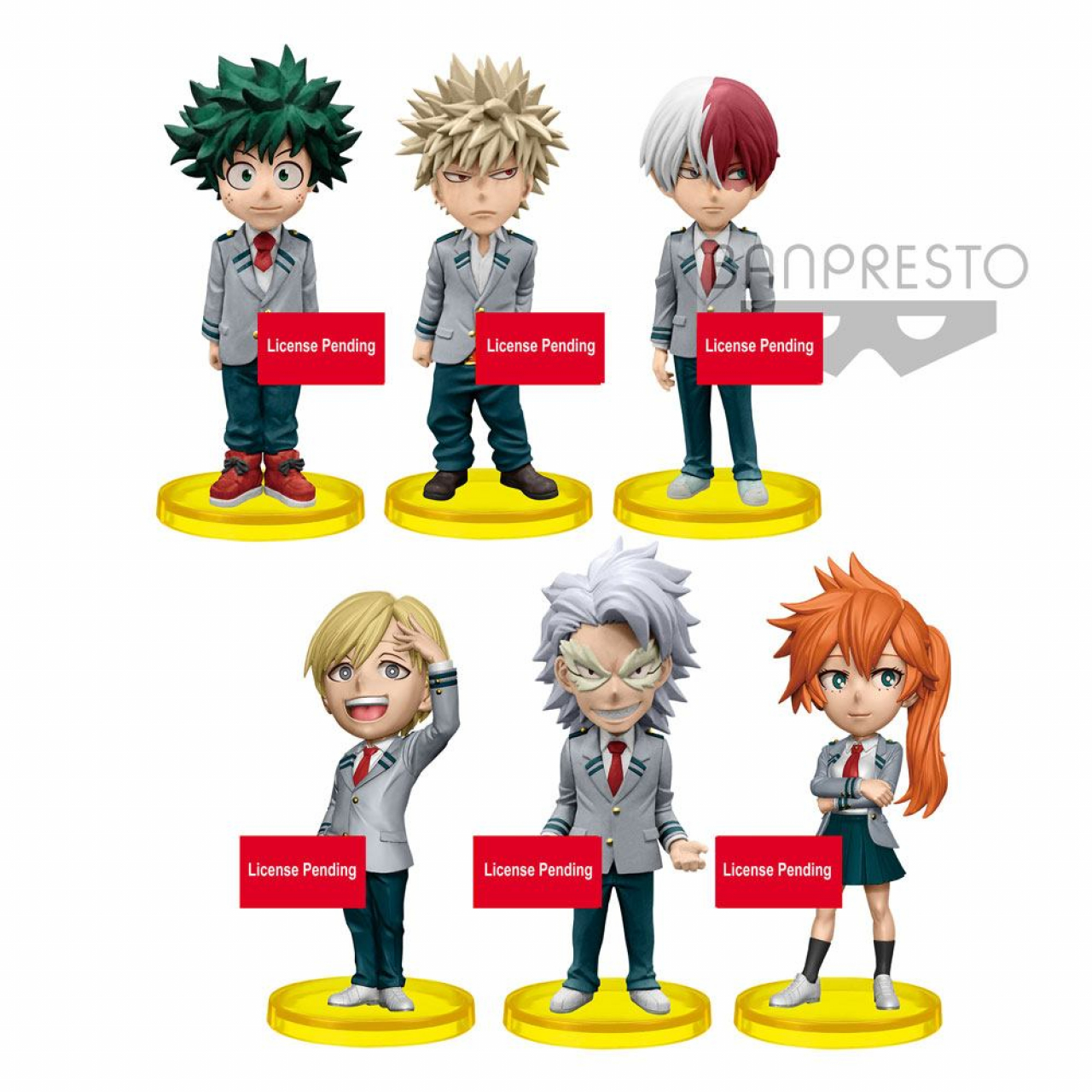 My Hero Academia WCF ChiBi Figures 7 cm Assortment Vol. 4 (28)