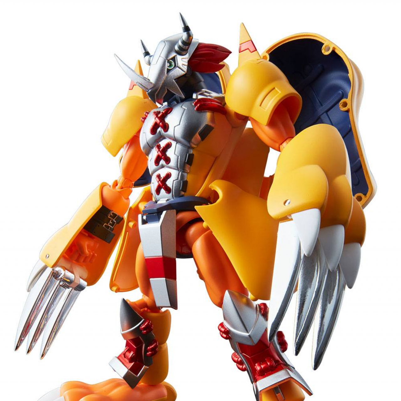 Digimon Adventure Digivolving Spirits Action Figure 01 Wargreymon (Agumon) 16 cm