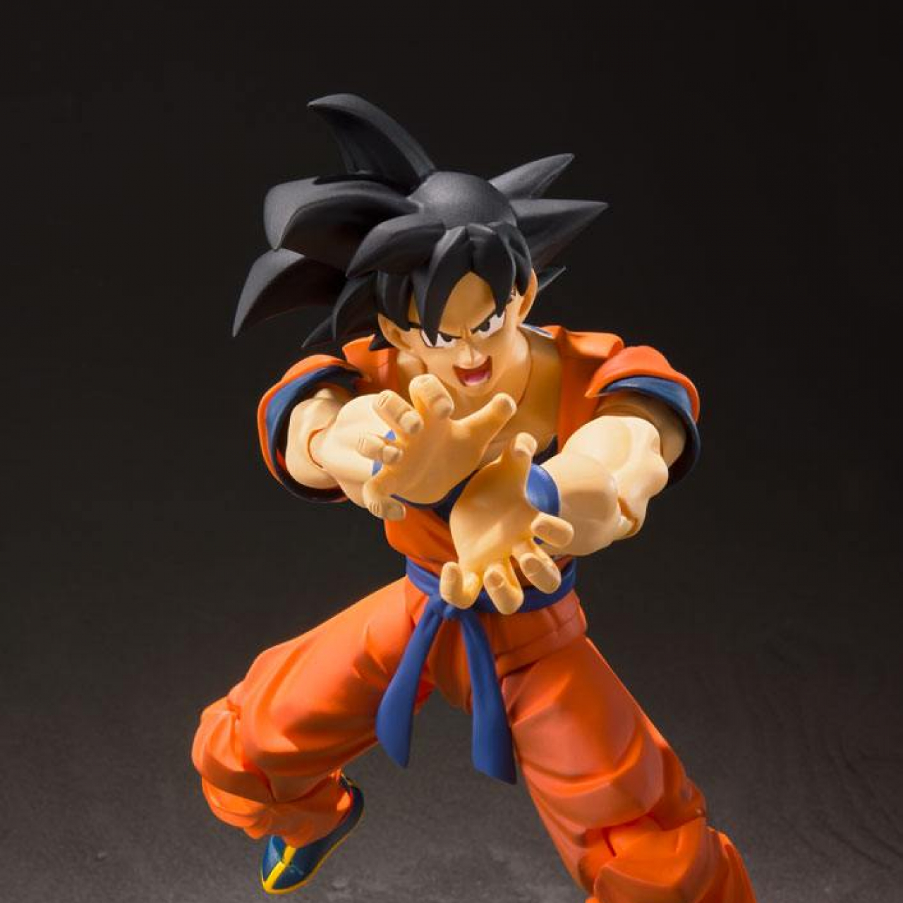 Dragonball Z S.H. Figuarts Action Figure Son Goku (A Saiyan Raised On Earth) 14 cm