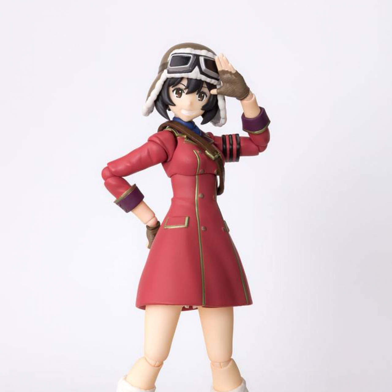 The Kotobuki Squadron in The Wilderness S.H. Figuarts Action Figure Kylie 14 cm