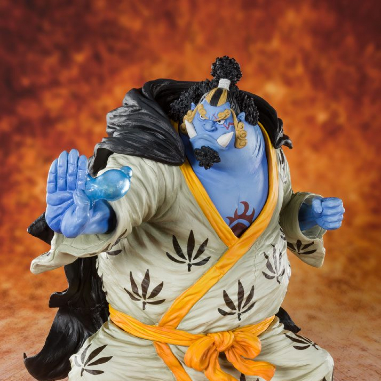 One Piece FiguartsZERO PVC Statue Knight of the Sea Jinbe 19 cm