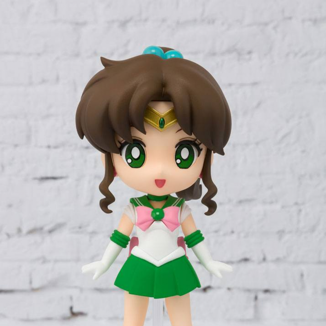 Sailor Moon Figuarts mini Action Figure Sailor Jupiter 9 cm