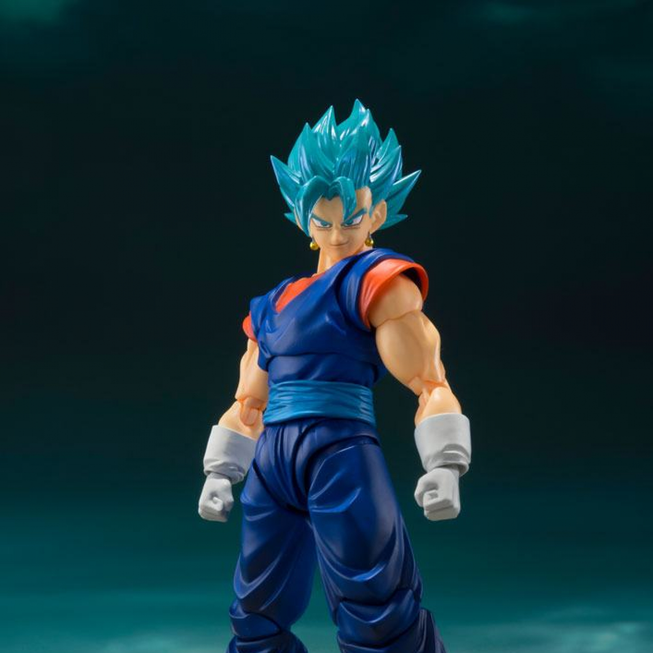 Dragon Ball Super S.H. Figuarts Action Figure Super Saiyan God Super Saiyan Vegito Super 14 cm