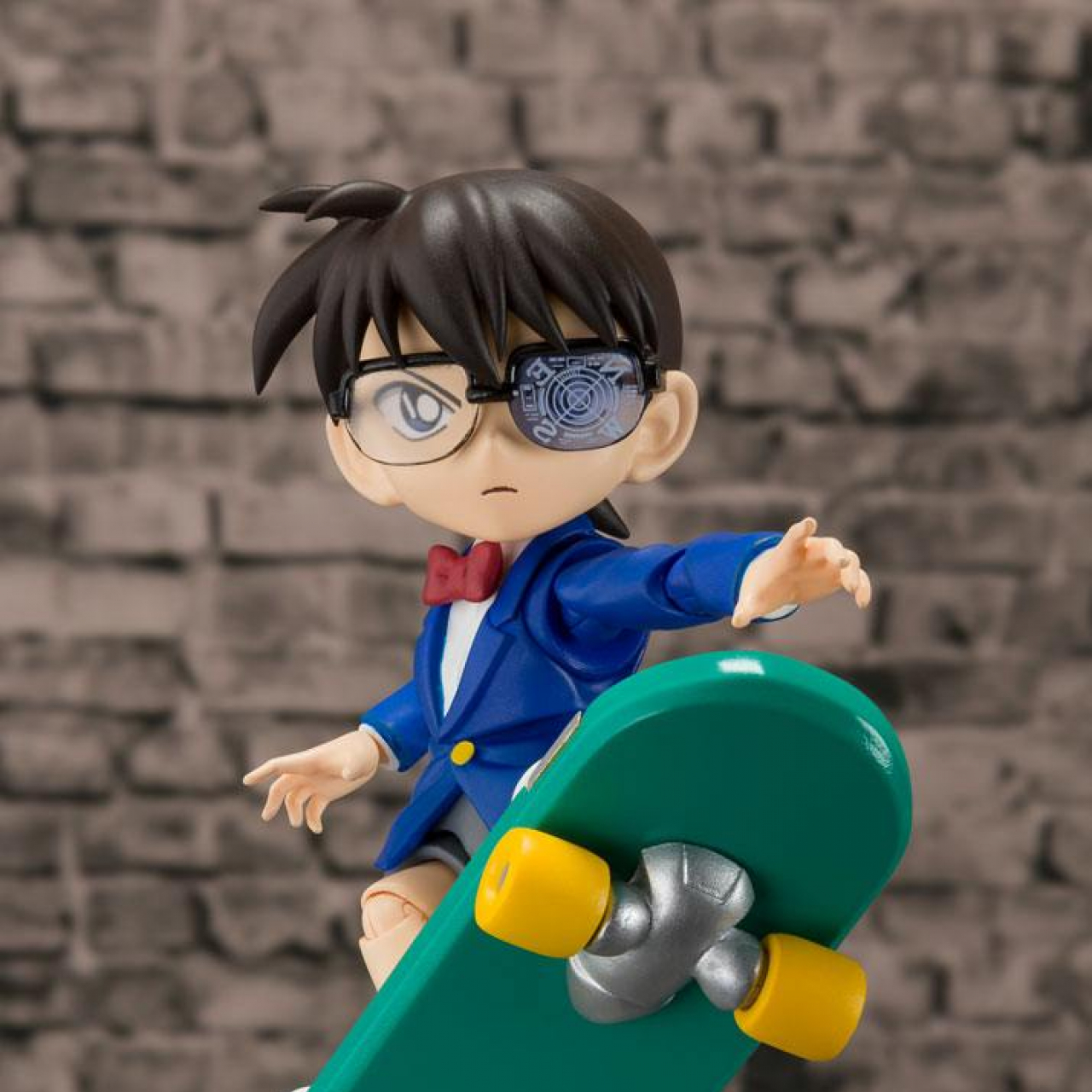 Case Closed S.H. Figuarts Action Figure Conan Edogawa (Tracking Mode) 9 cm