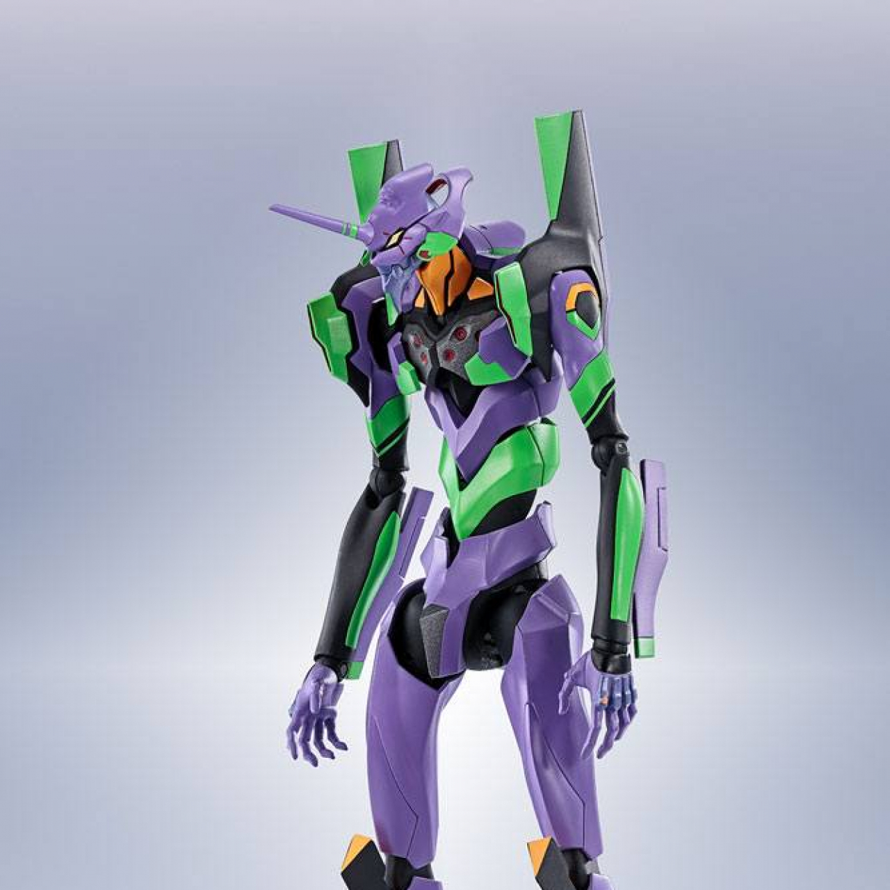 Rebuild of Evangelion Robot Spirits Action Figure Evangelion EVA-01 Test Type 17 cm