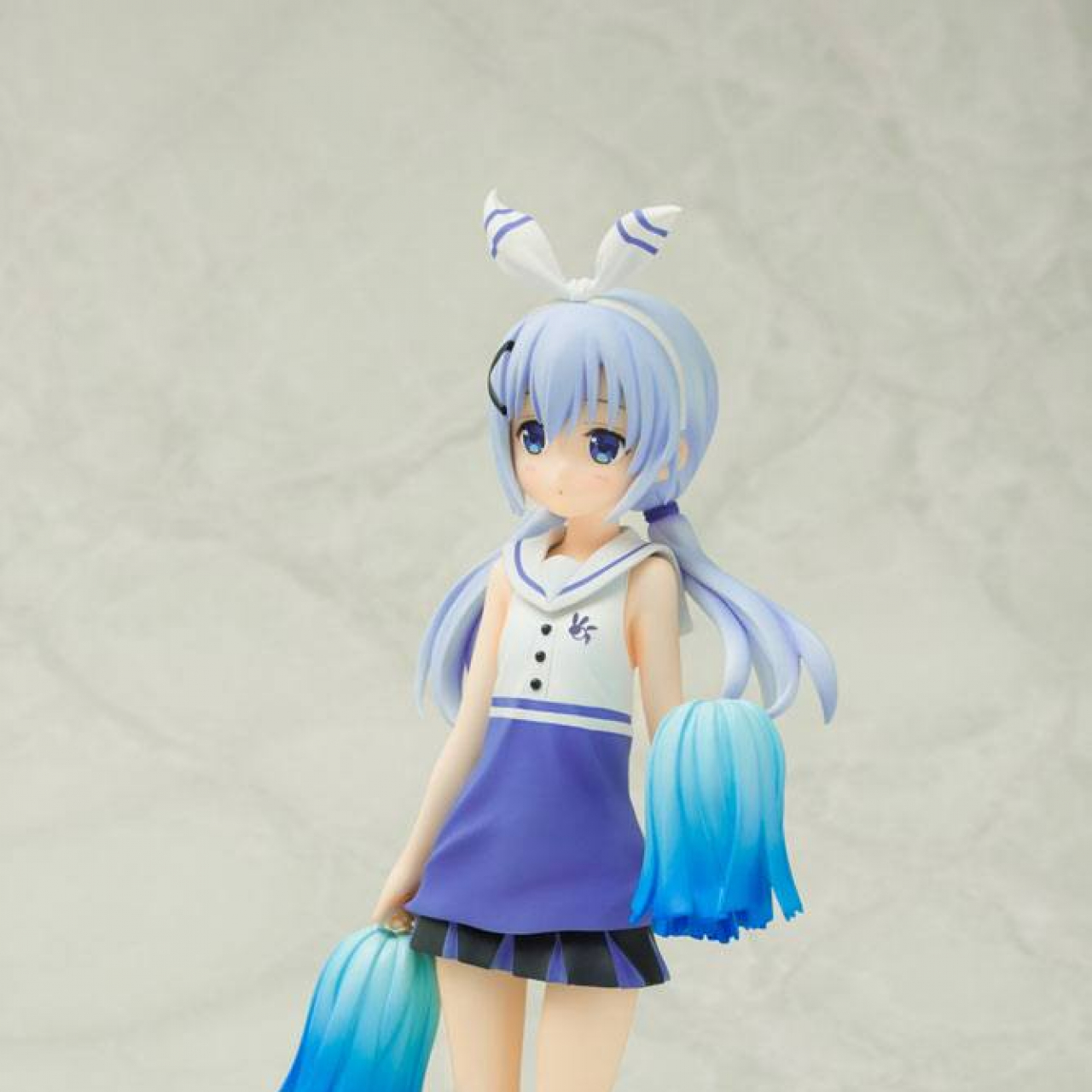 Is the Order a Rabbit? PVC Statue Chino Cheerleader Ver. 22 cm
