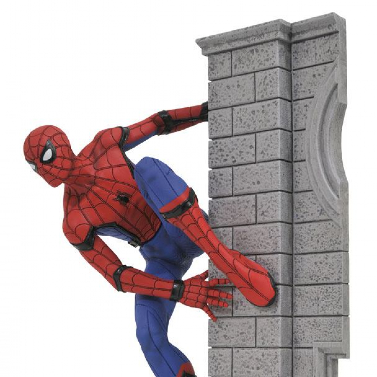 Spider-Man Homecoming Marvel Gallery PVC Statue Spider-Man 25 cm