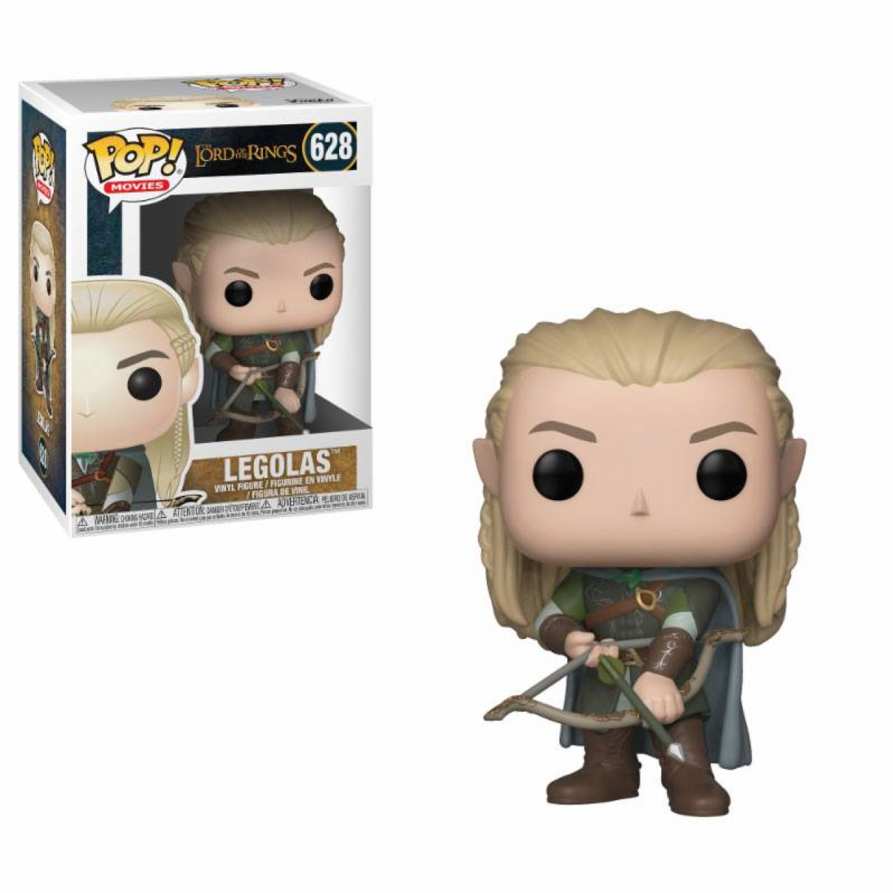 Lord of the Rings POP! Movies Vinyl Figure Legolas 9 cm