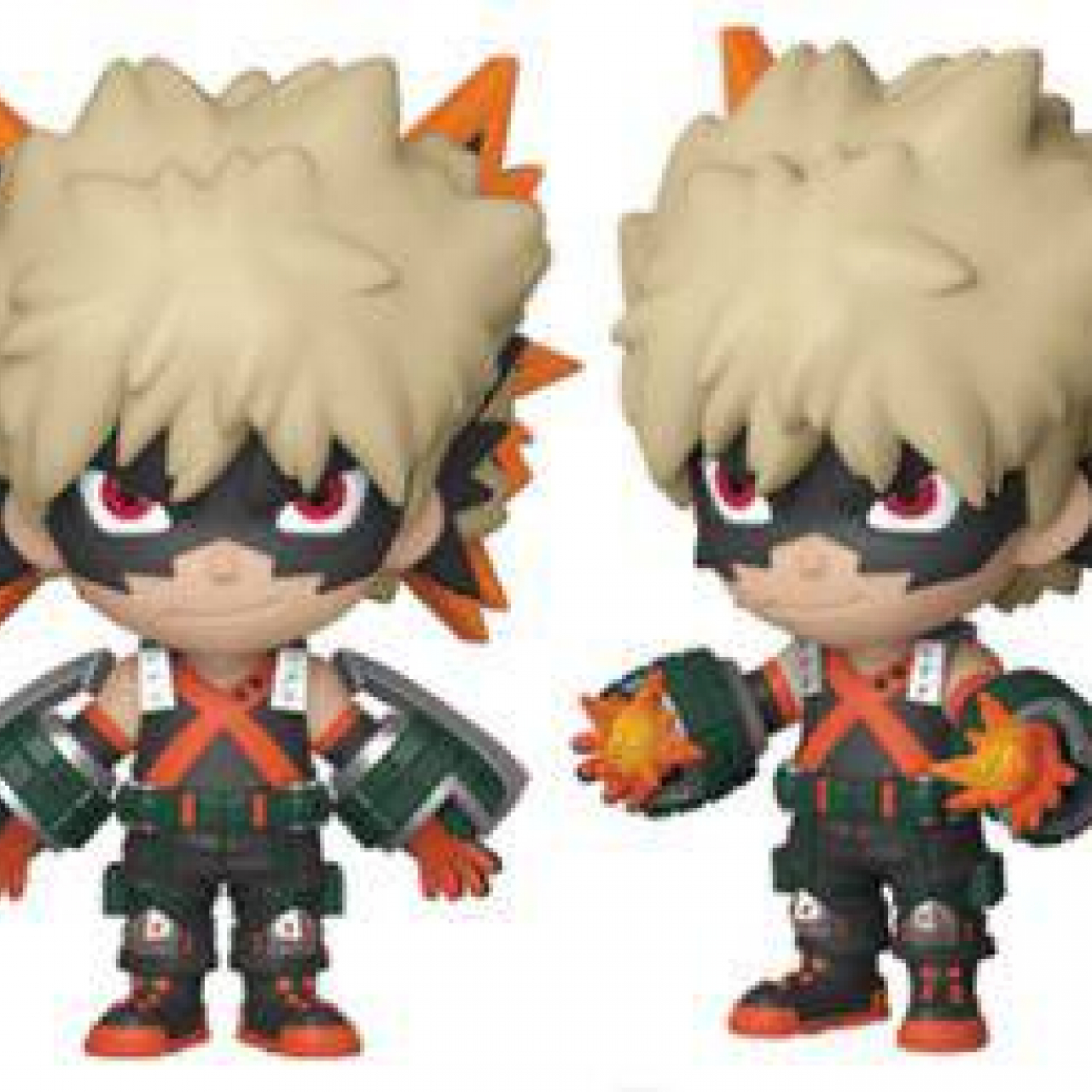 My Hero Academia 5-Star Action Figure Katsuki 8 cm