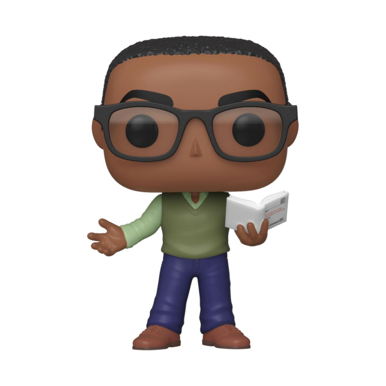 The Good Place POP! TV Vinyl Figure Chidi Anagonye 9 cm