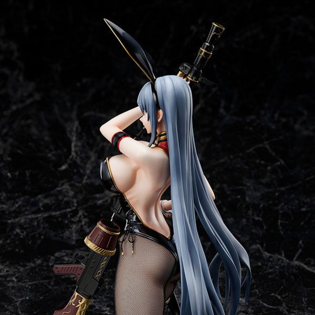 Valkyria Chronicles Duel PVC Statue 1/4 Selvaria Bles Bunny Ver. 35 cm