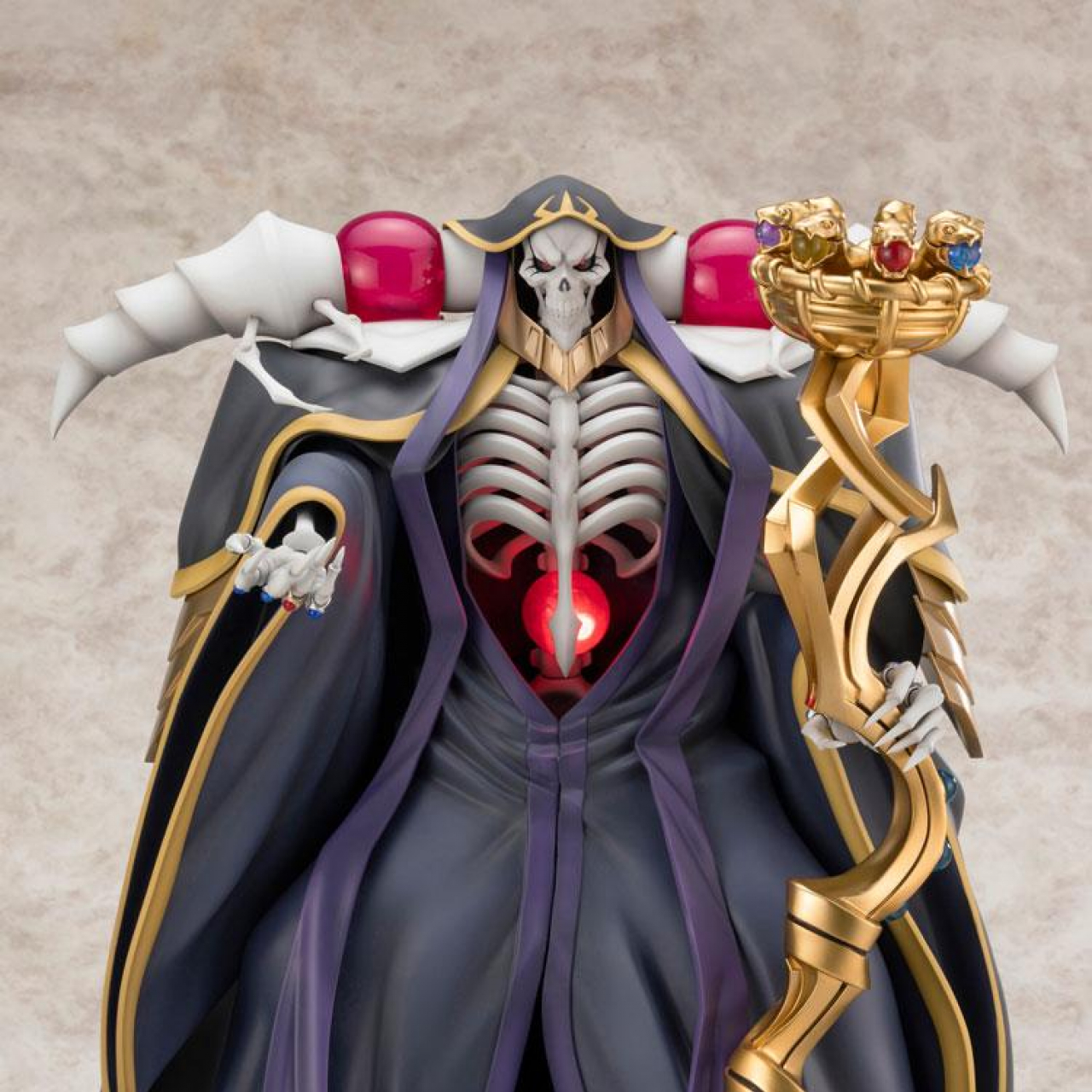 Overlord: Ainz Ooal (32cm, 1/7 scale, gown ver.)