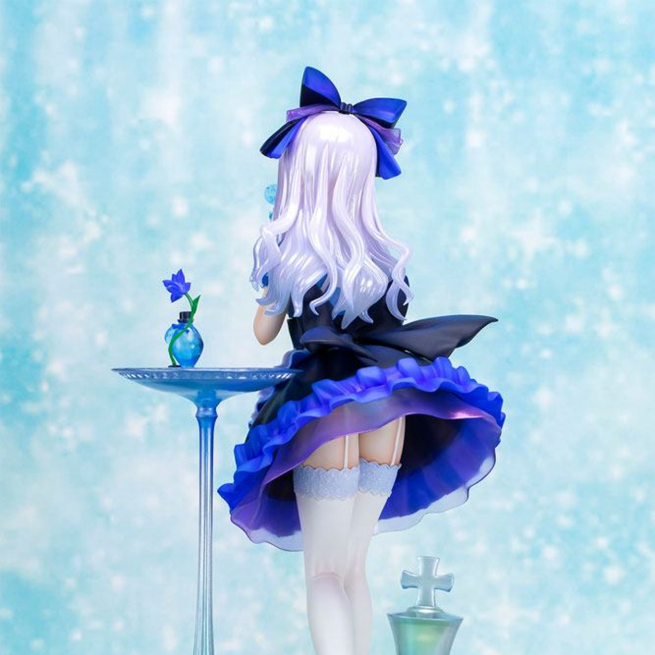 Original Character Statue Blue Alice Illustration by Fuji Choko 25 cm