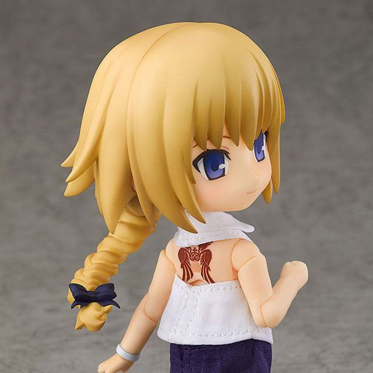 Fate/Apocrypha Nendoroid Doll Action Figure Ruler Casual Ver. 14 cm