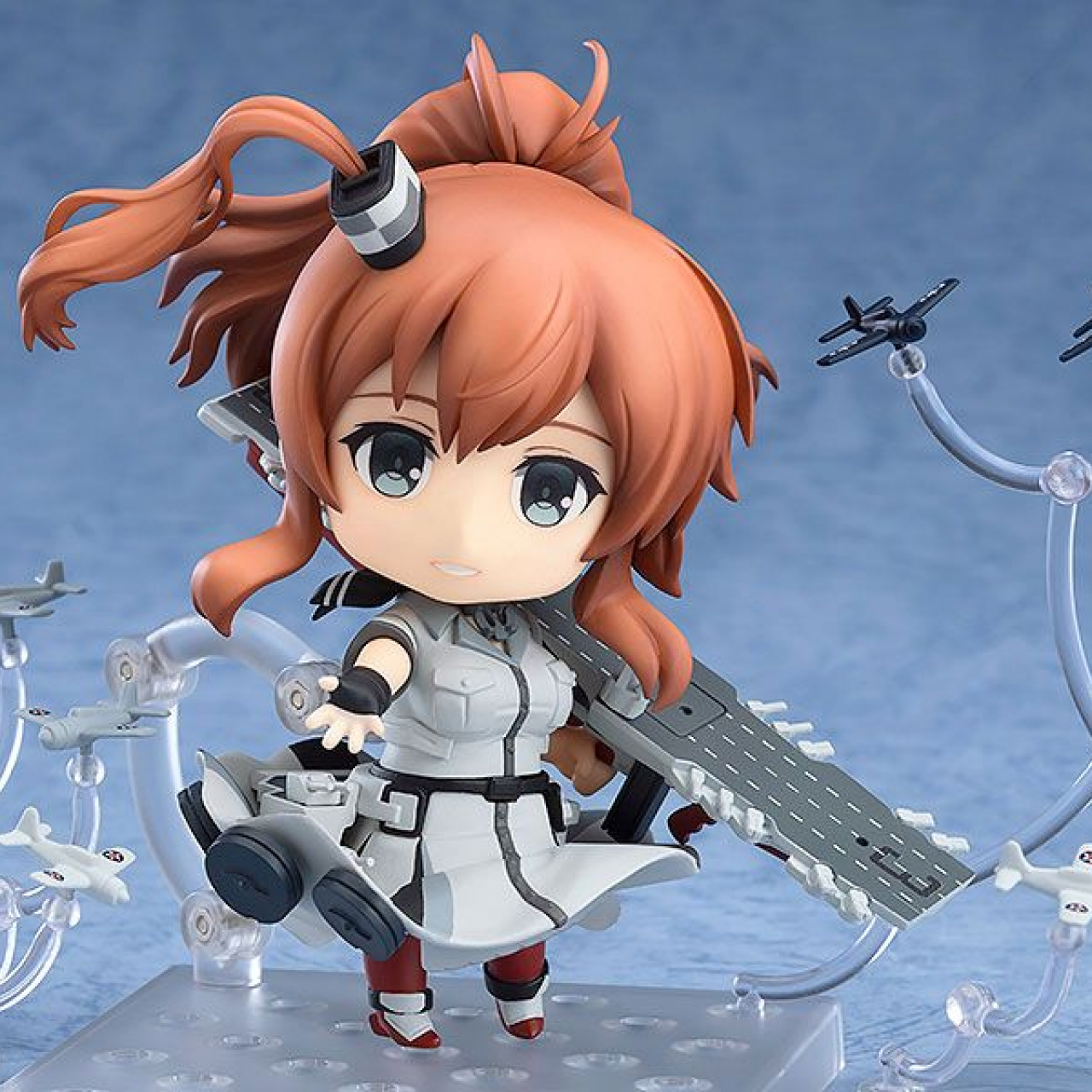 Kantai Collection Nendoroid Action Figure Saratoga Mk. II 10 cm