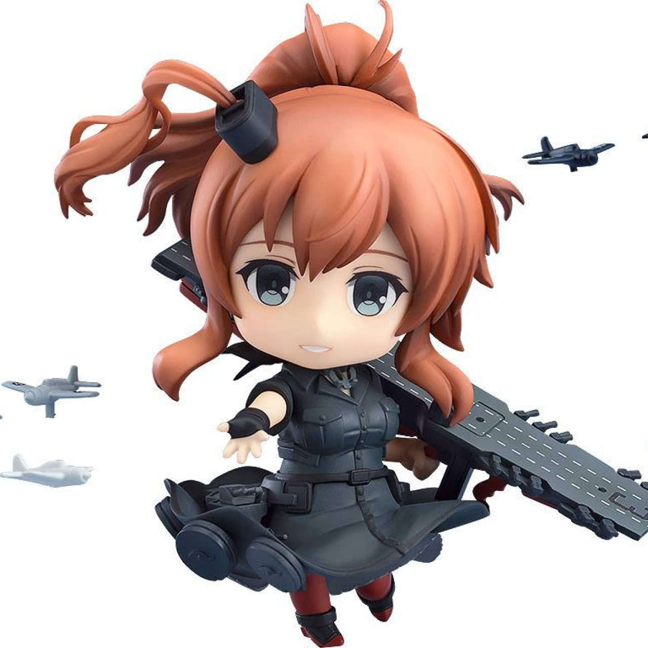 Kantai Collection Nendoroid Action Figure Saratoga Mk. II Mod.2 10 cm