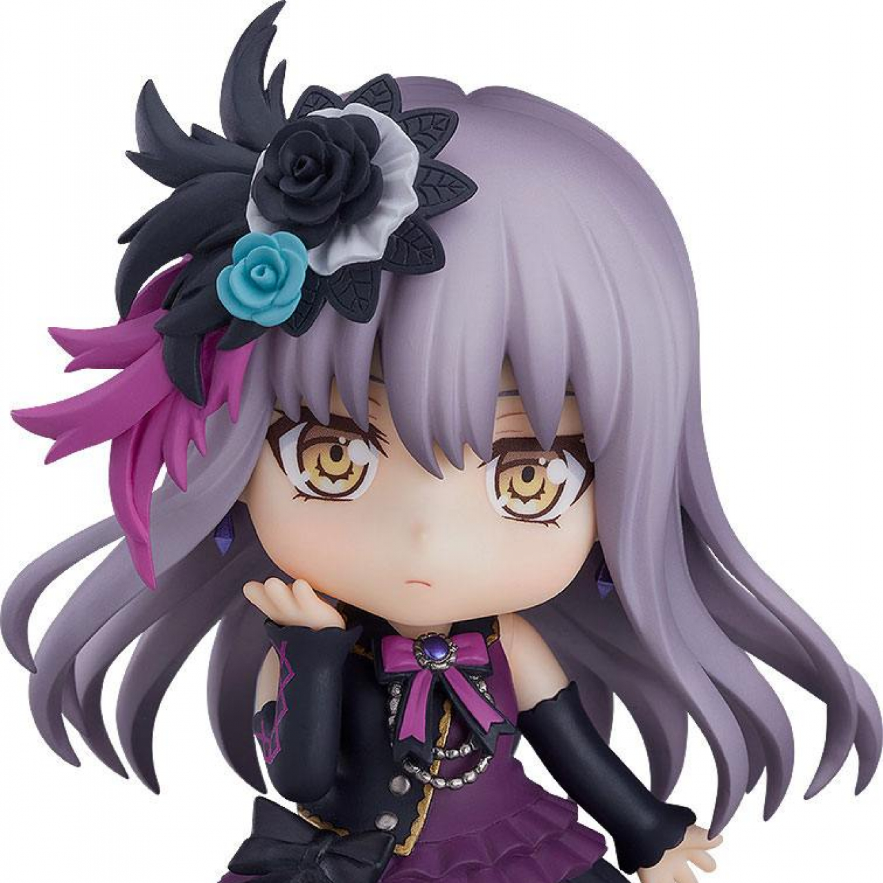 BanG Dream! Girls Band Party! Nendoroid Action Figure Yukina Minato Stage Outfit Ver. 10 cm