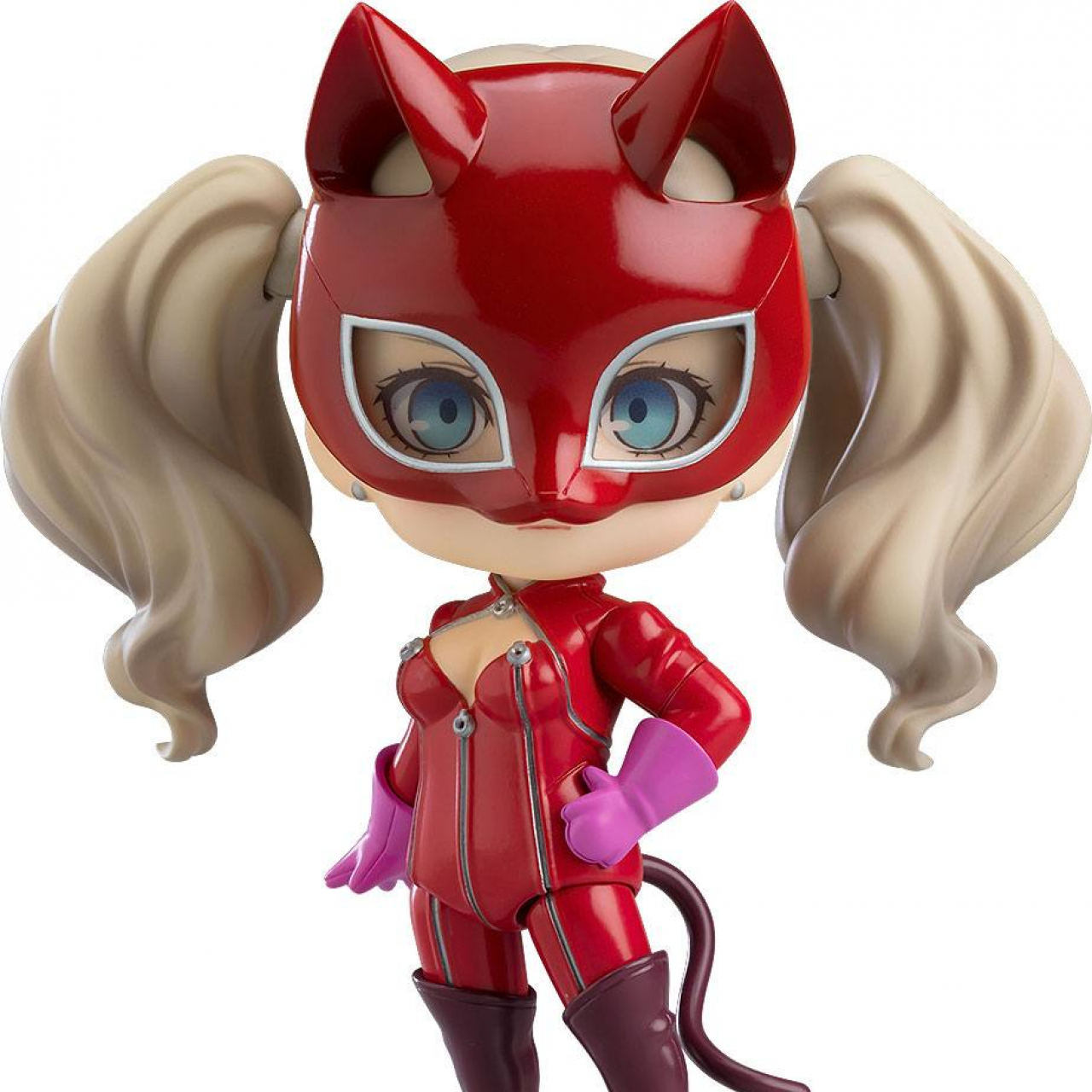 Persona 5 The Animation Nendoroid Action Figure Ann Takamaki Phantom Thief Ver. 10 cm