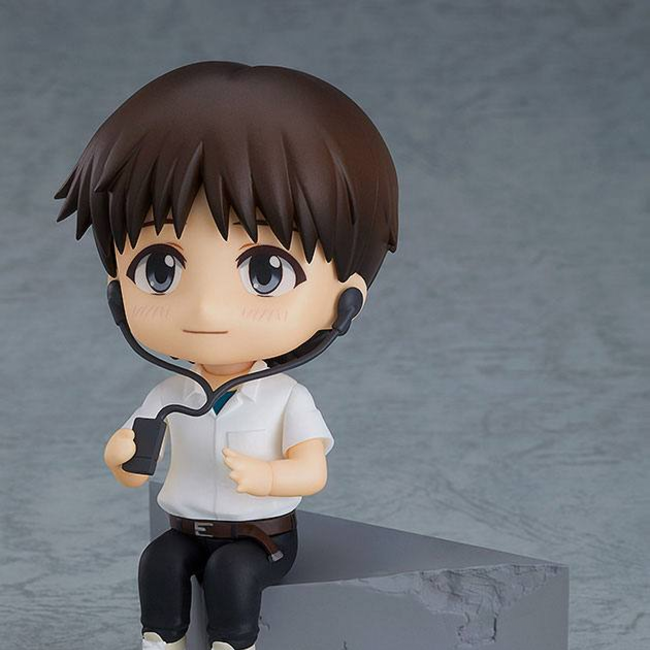 Rebuild of Evangelion Nendoroid Action Figure Shinji Ikari 10 cm