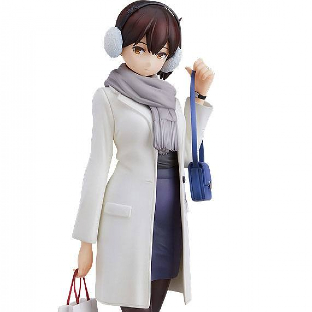 Kantai Collection PVC Statue 1/8 Kaga Shopping Mode 21 cm
