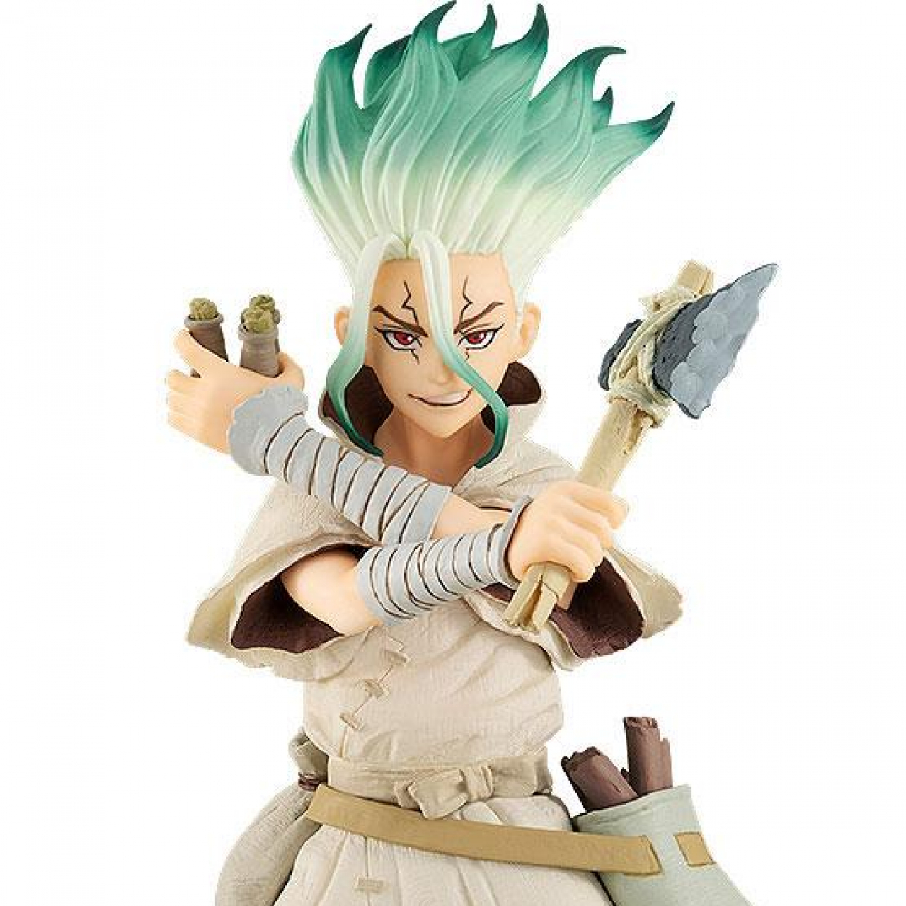 Dr. Stone Pop Up Parade PVC Statue Ruby Rose 17 cm
