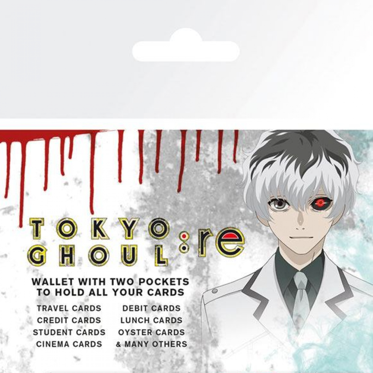 Tokyo Ghoul Card Holders Haise Sasaki Case (5)