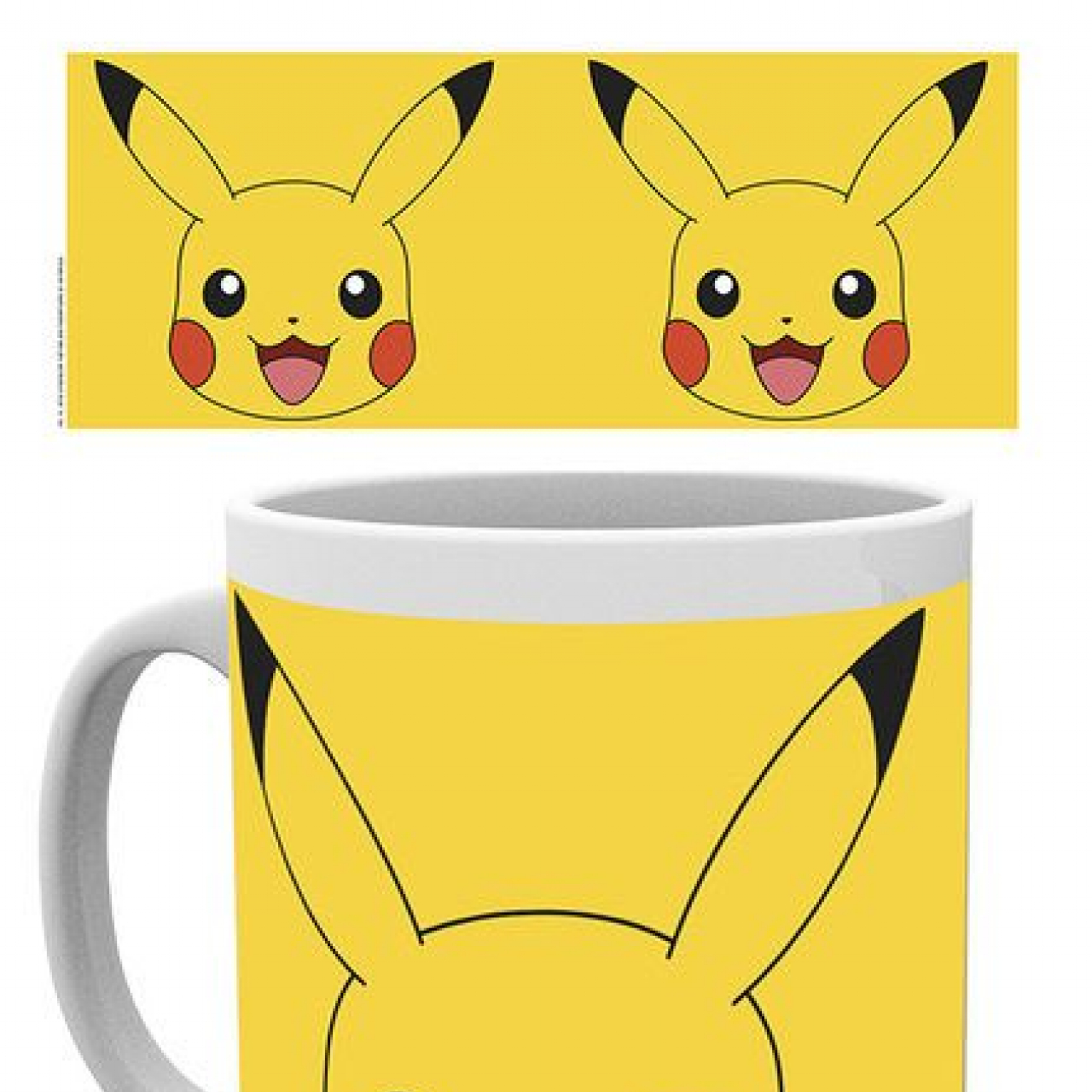 Pokemon Mug Pikachu