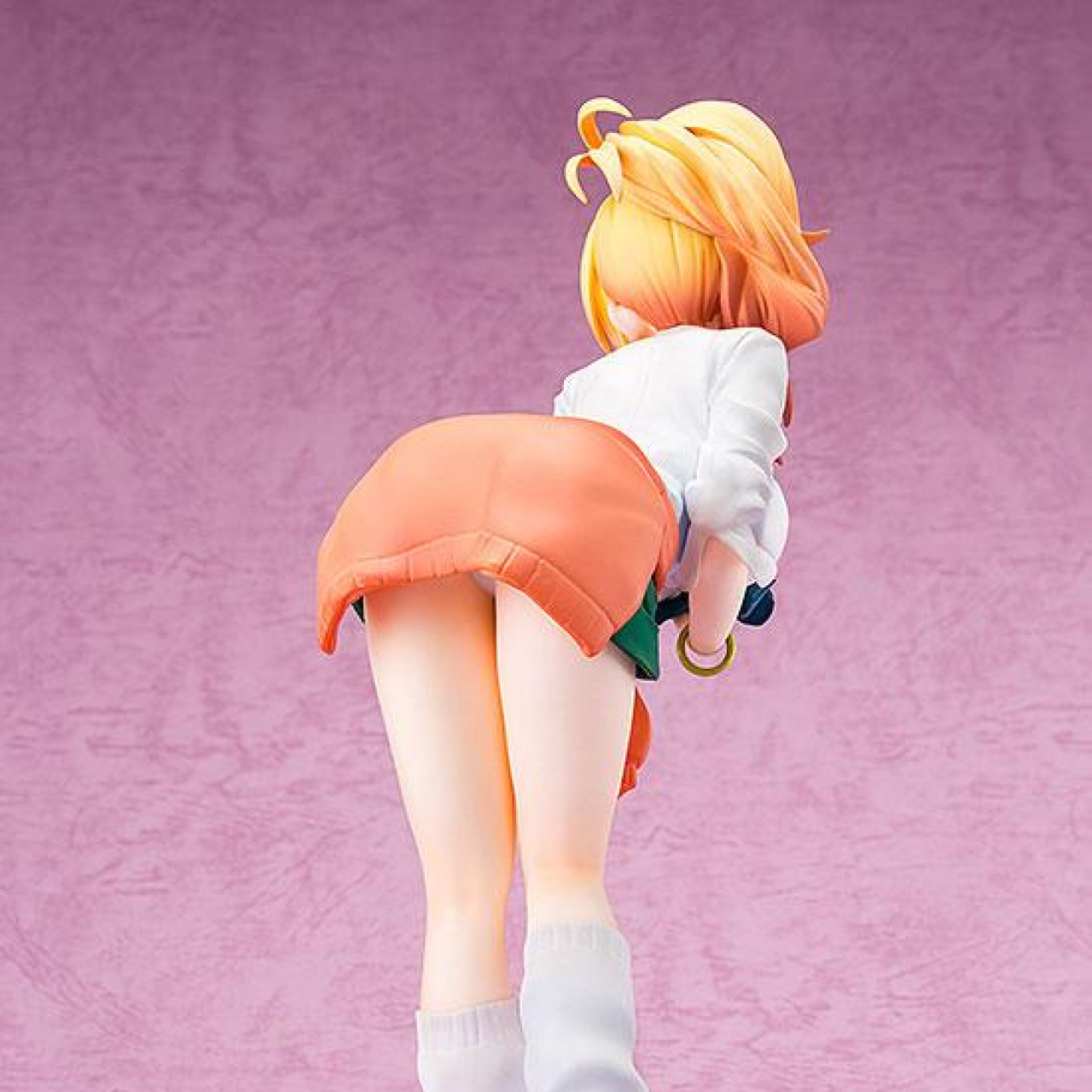 My First Girlfriend is a Gal PVC Statue 1/7 Yukana Yame 21 cm