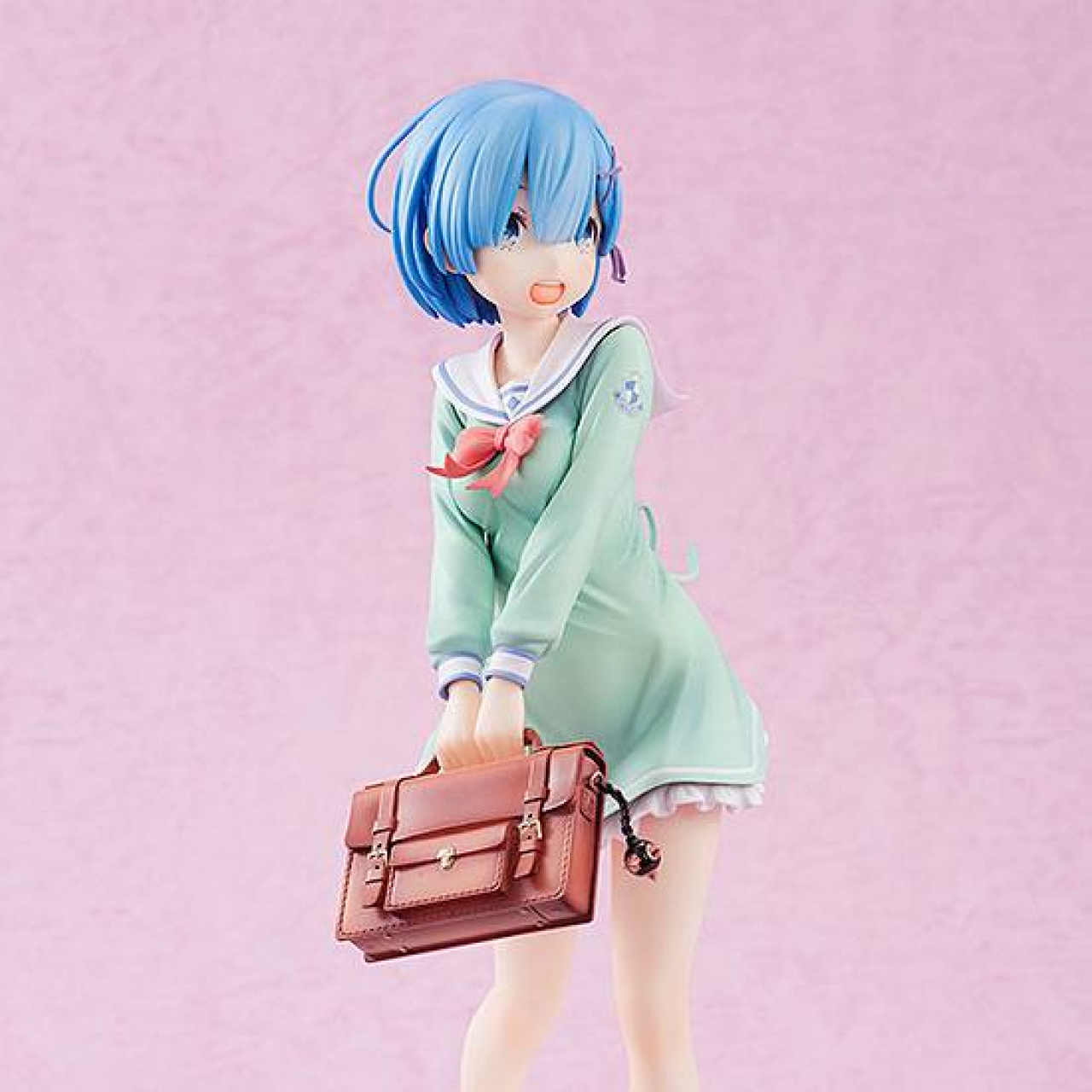Re:ZERO -Starting Life in Another World- PVC Statue 1/7 Rem High School Uniform Ver. 23 cm
