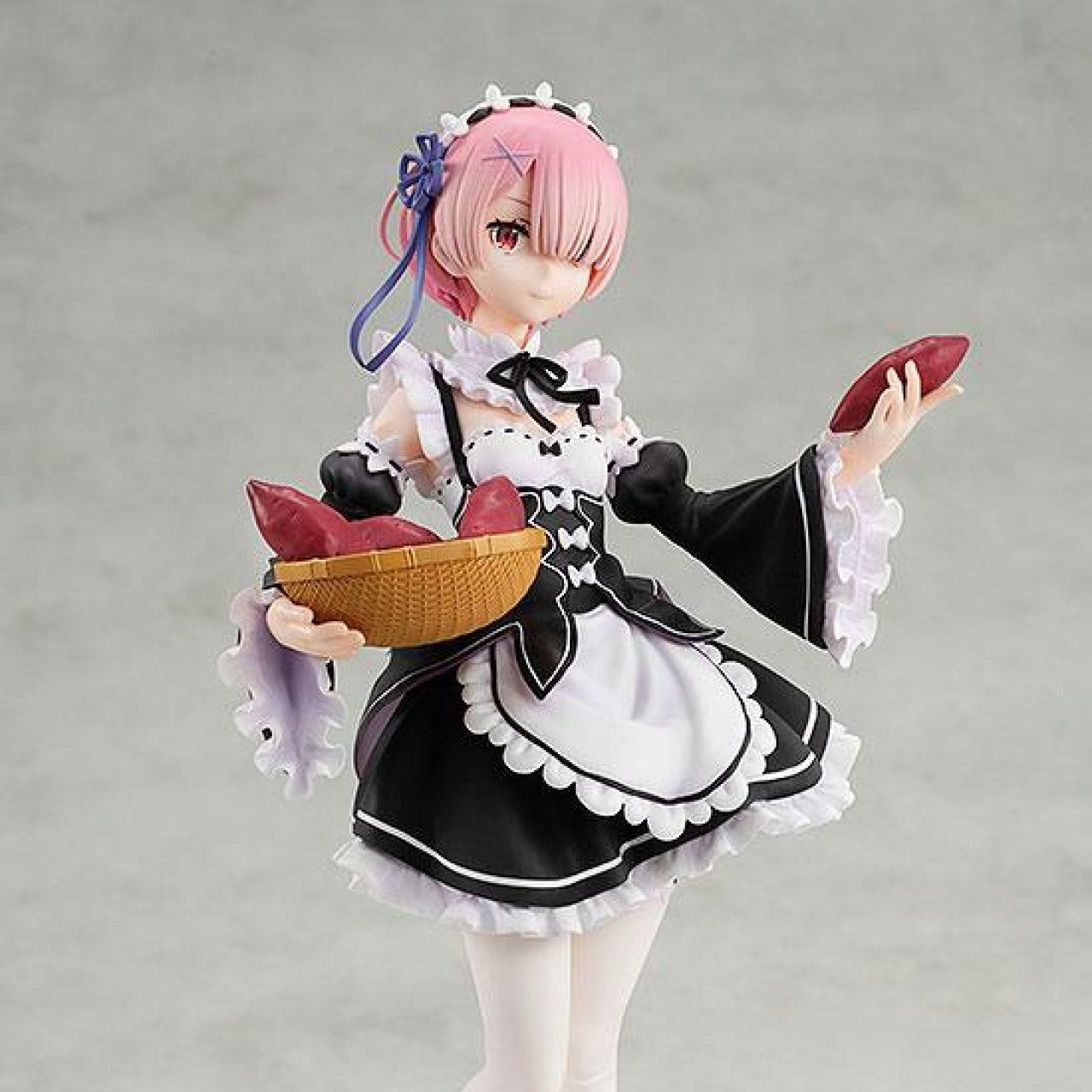 Re:ZERO -Starting Life in Another World- PVC Statue 1/7 Ram Tea Party Ver. 23 cm