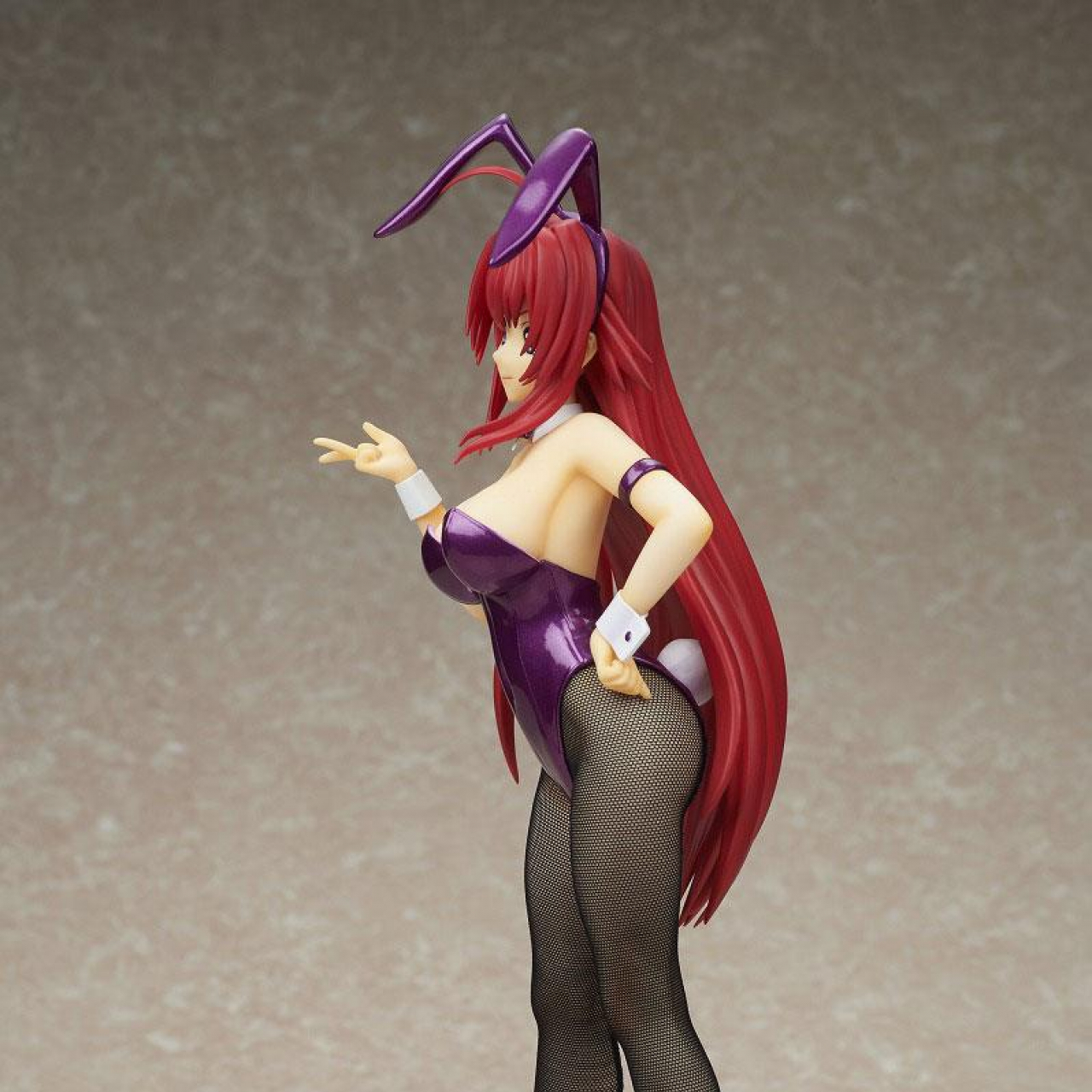 High School DxD BorN Statue 1/6 Rias Gremory Purple Bunny Ver. 30 cm