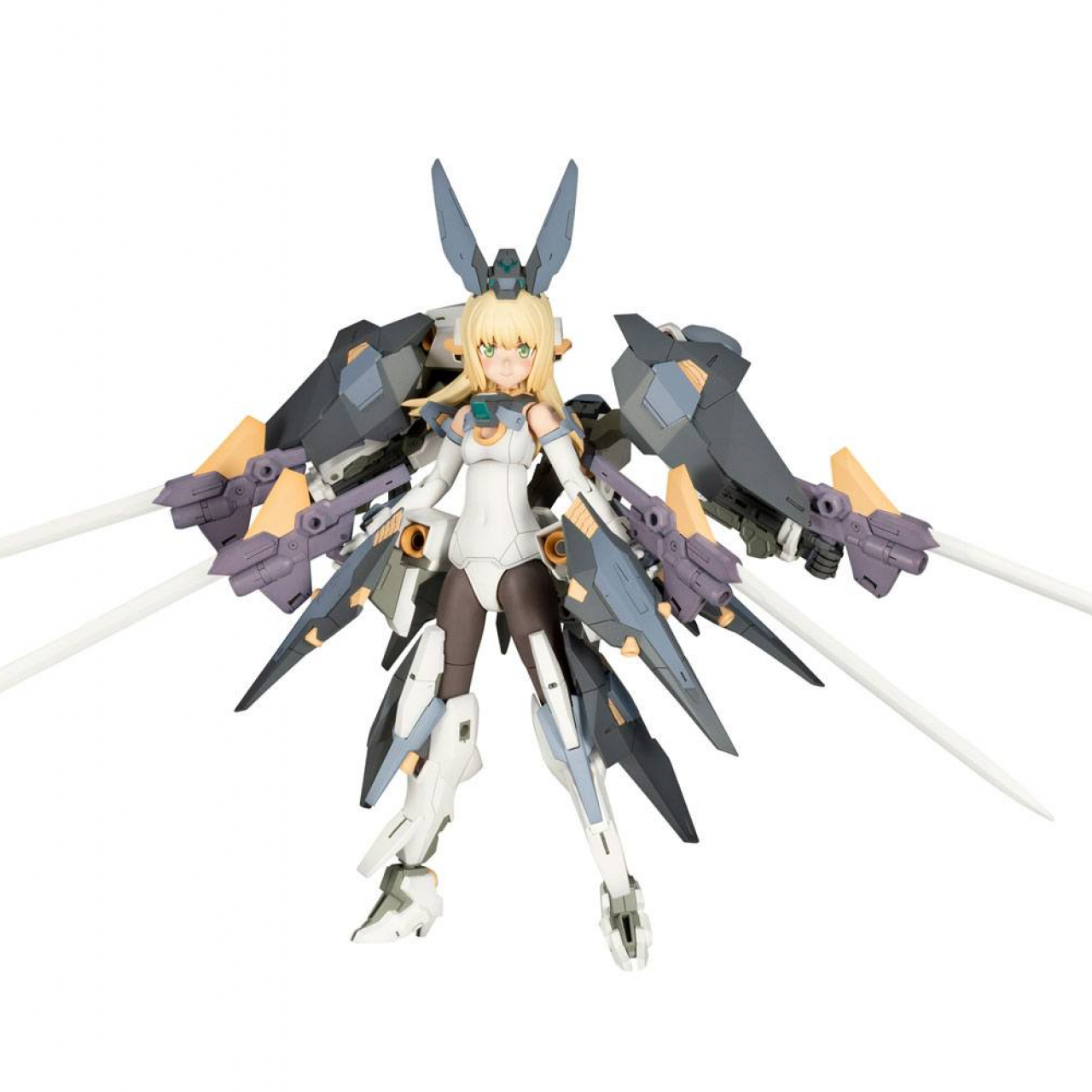 Frame Arms Girl Plastic Model Kit Zelfikar Standard Version 19 cm