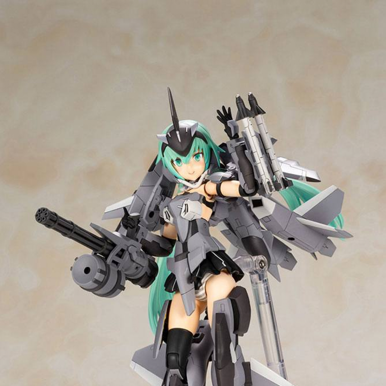 Frame Arms Girl Plastic Model Kit Stylet XF-3 Low Visibility Ver. 18 cm