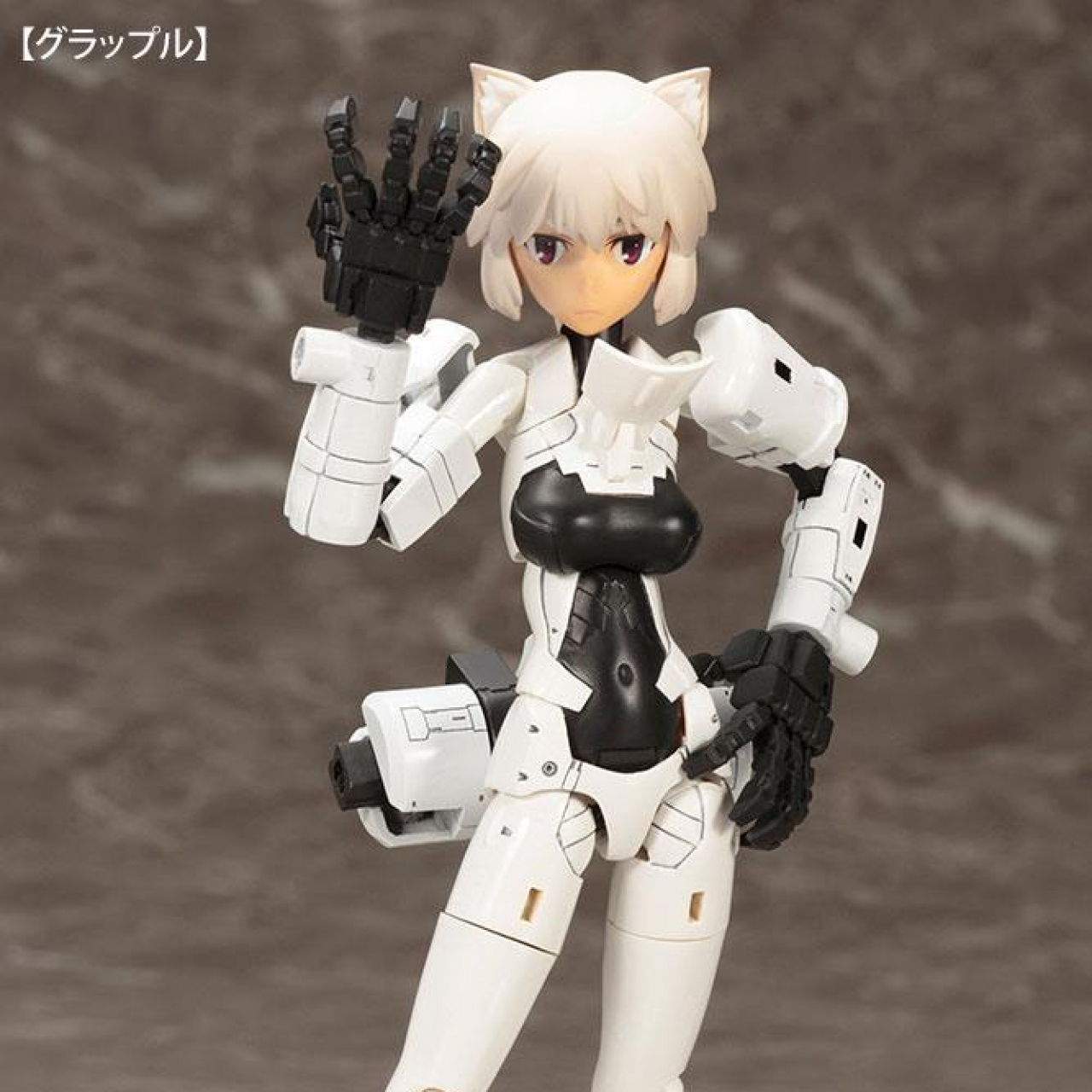 Megami Device Plastic Model Kit 1/1 Wism Soldier Snipe Grapple 14 cm