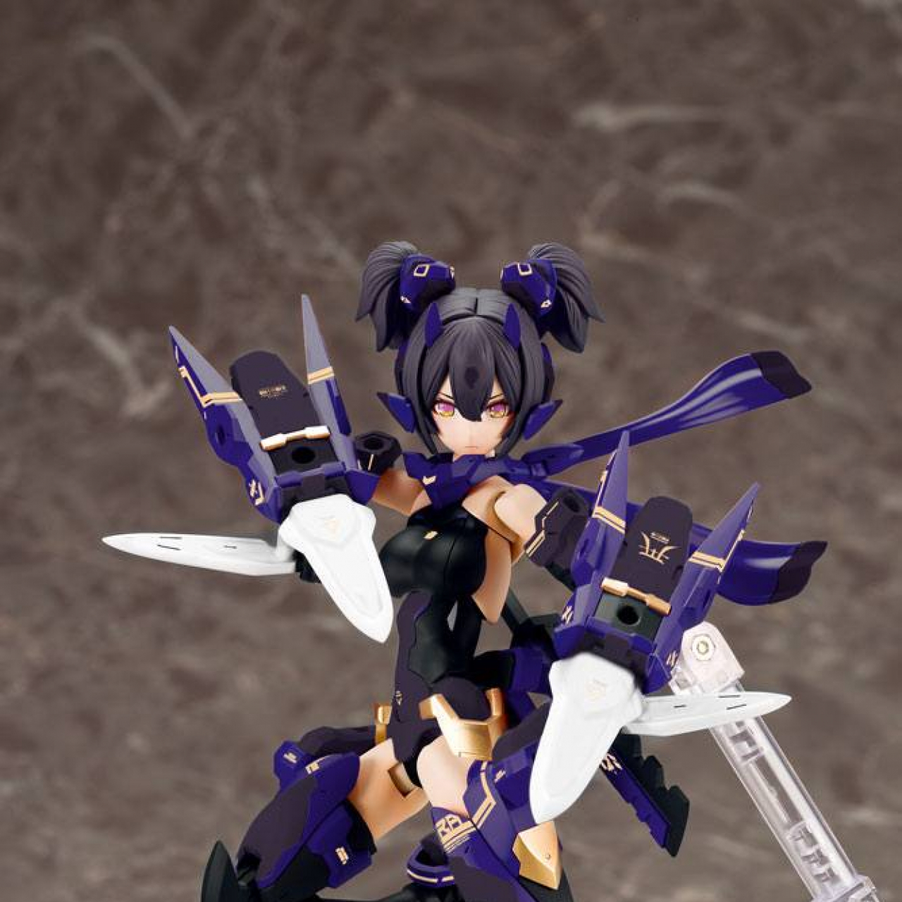 Megami Device Plastic Model Kit 1/1 Asra Ninja Shadow Edition 14 cm