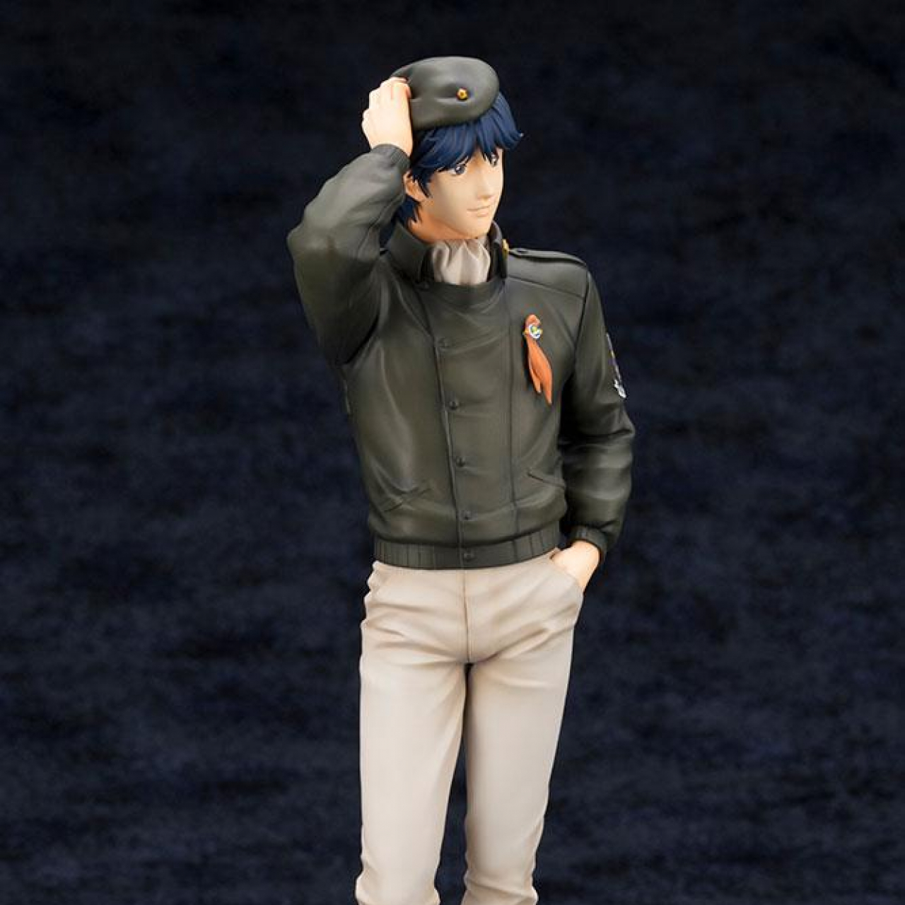 Legend of the Galactic Heroes ARTFXJ Statue 1/8 Yang Wen-li 25 cm