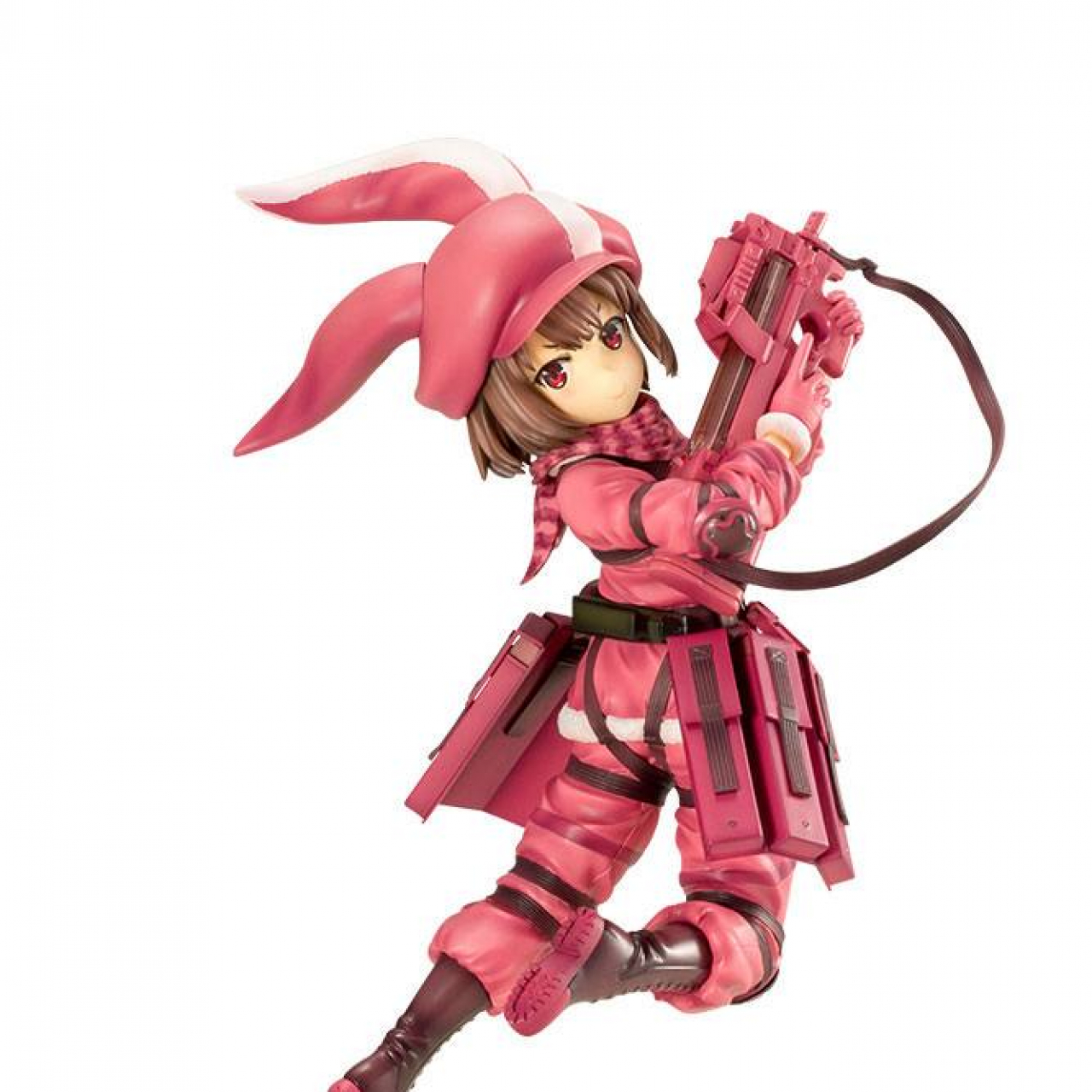 Sword Art Online Alternative Gun Gale Online PVC Statue 1/7 Llenn 25 cm
